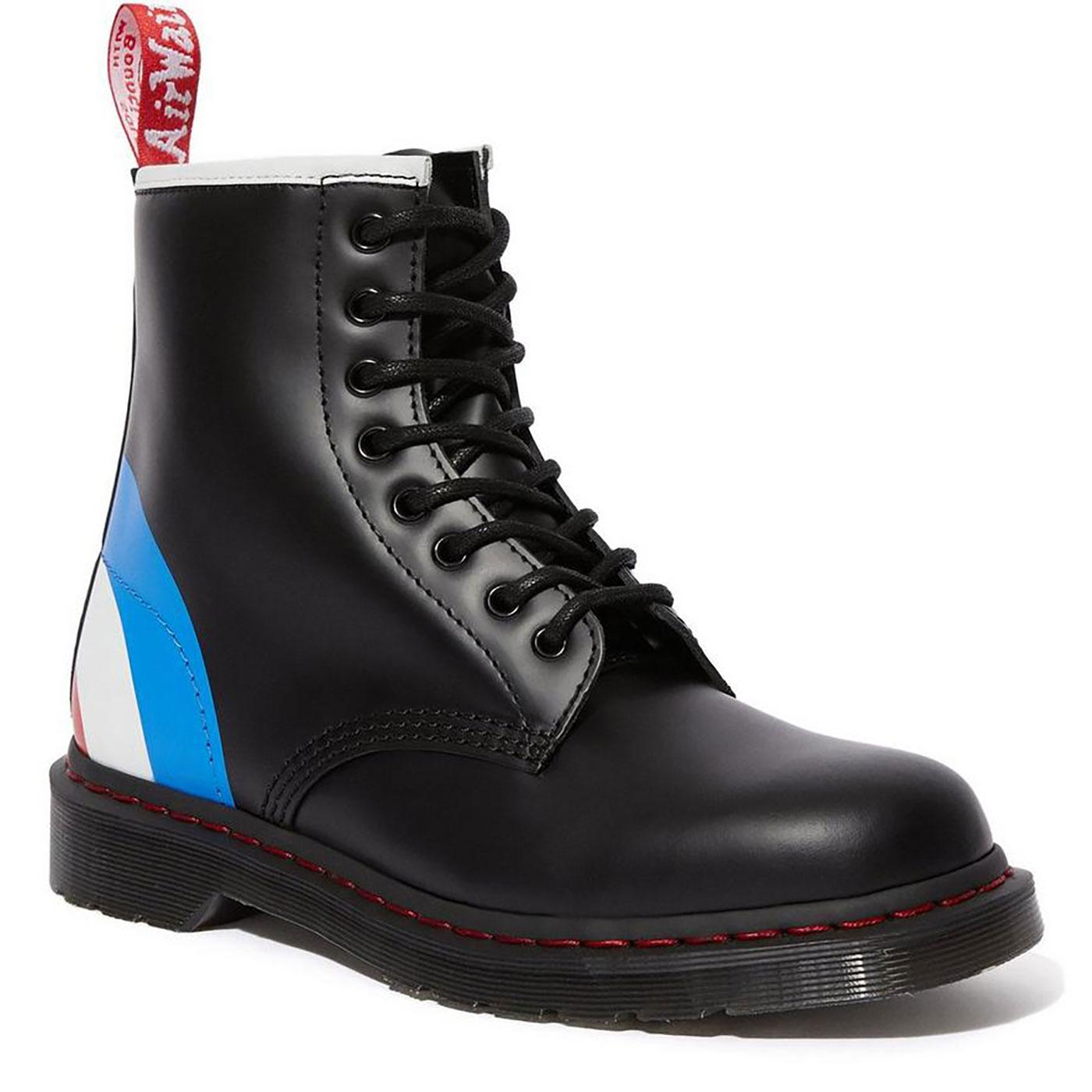 Dr MARTENS X THE WHO Women's 1460 Mod Ankle Boots