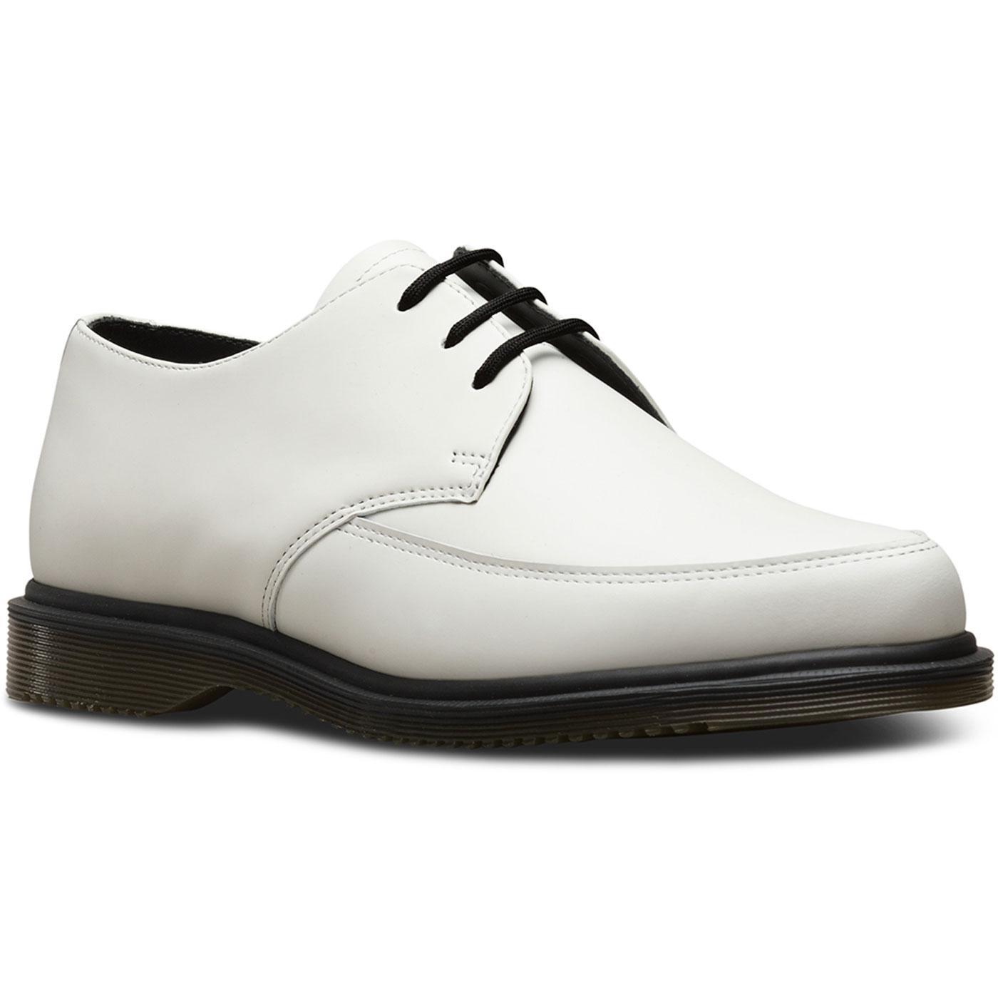 Willis DR MARTENS MENS 1950s Smooth Creepers White