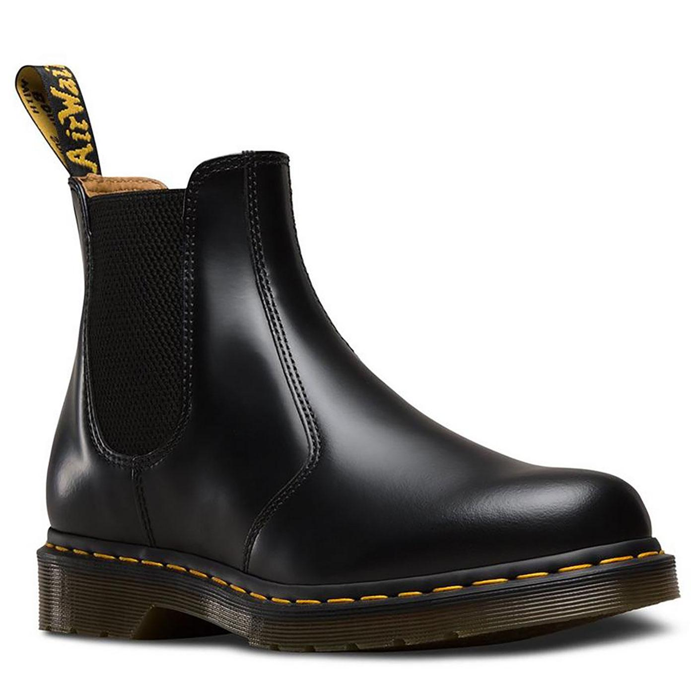 2976 Smooth DR MARTENS Retro Mod Chelsea Boots