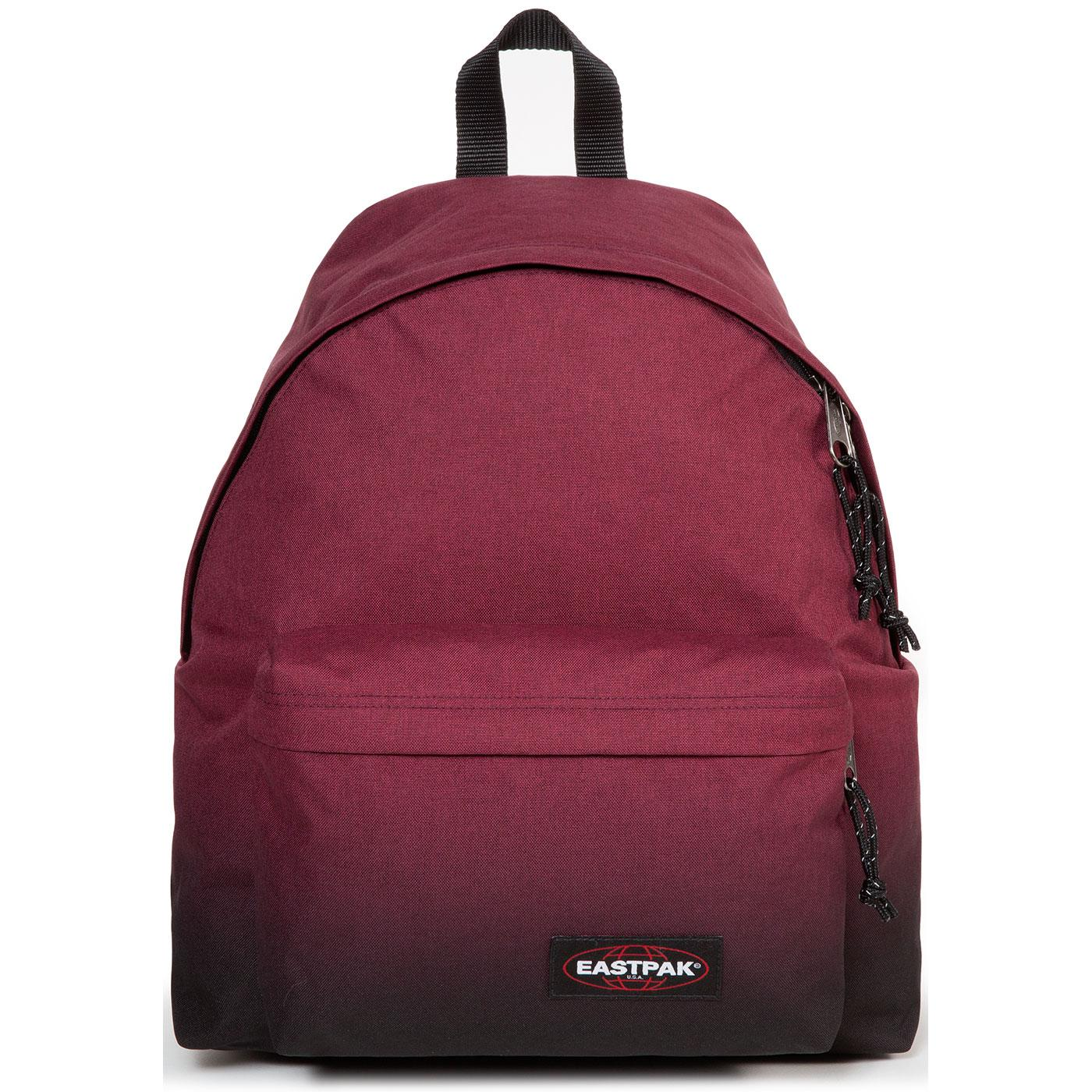 Padded Pak'r EASTPAK Merlot Gradient 80s Backpack