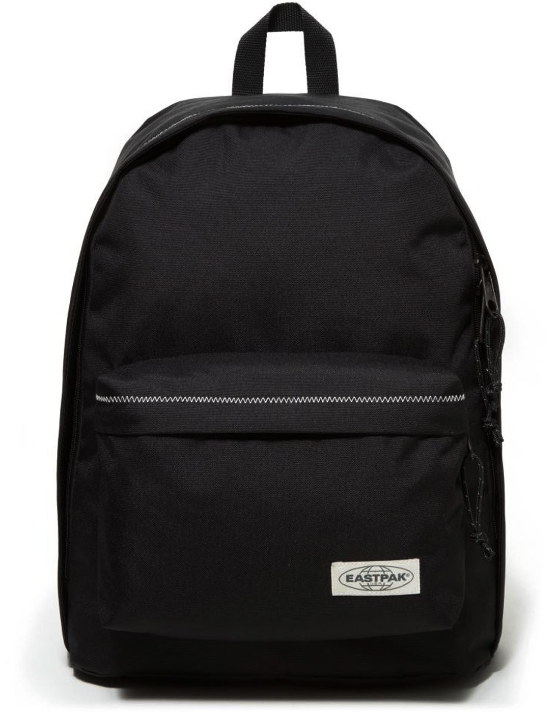 Out Of Office EASTPAK Black Stitch Laptop Backpack