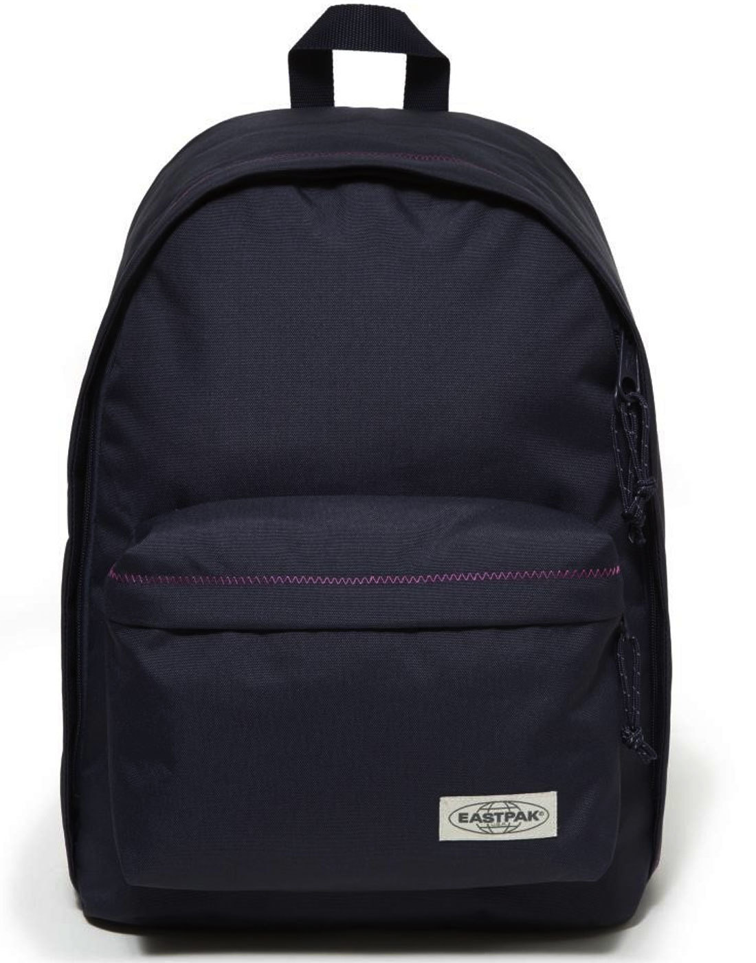 EASTPAK Out Of Office Retro Mod Navy Stitched Laptop Backpack