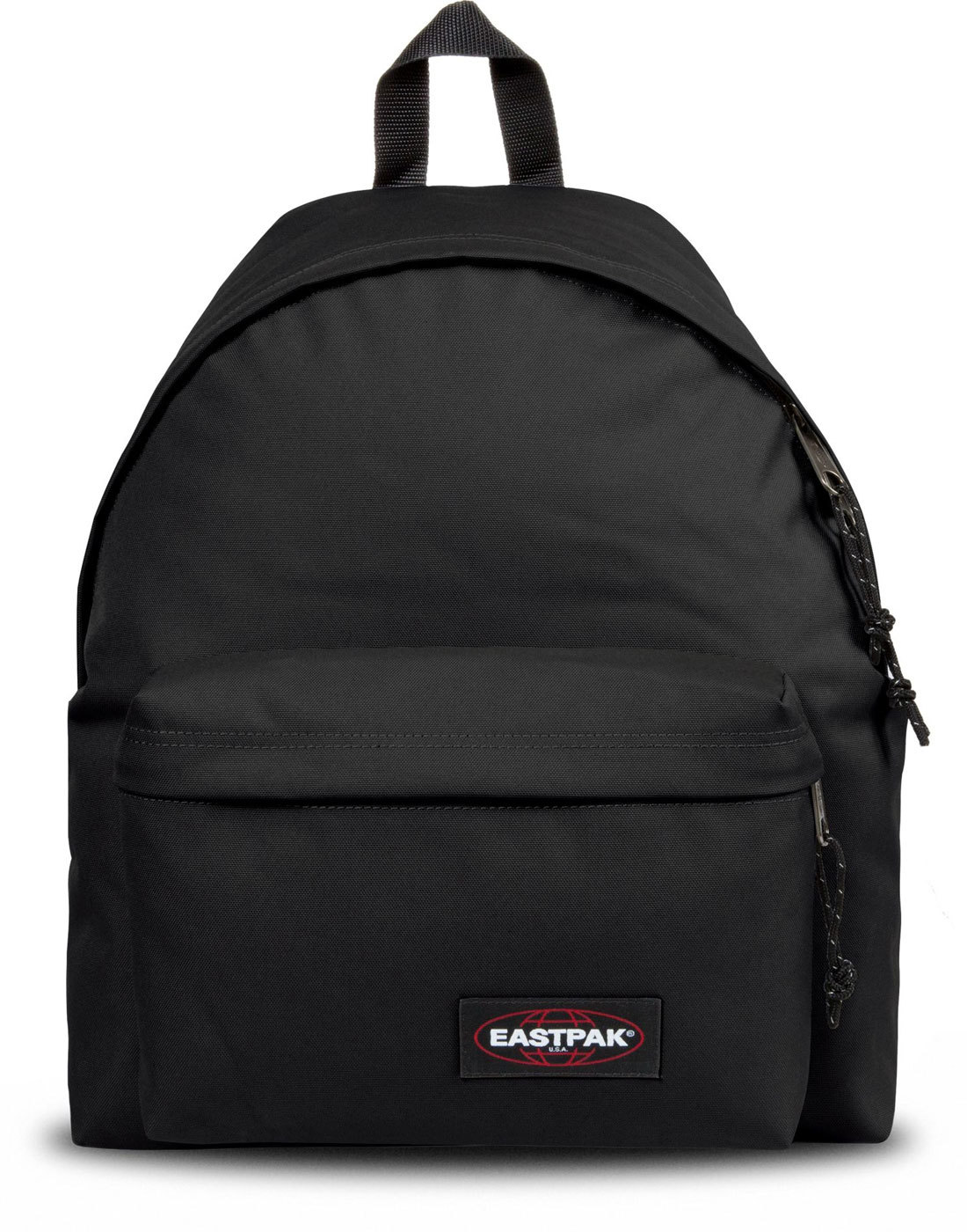 Padded Pak'r EASTPAK Retro Backpack - Black