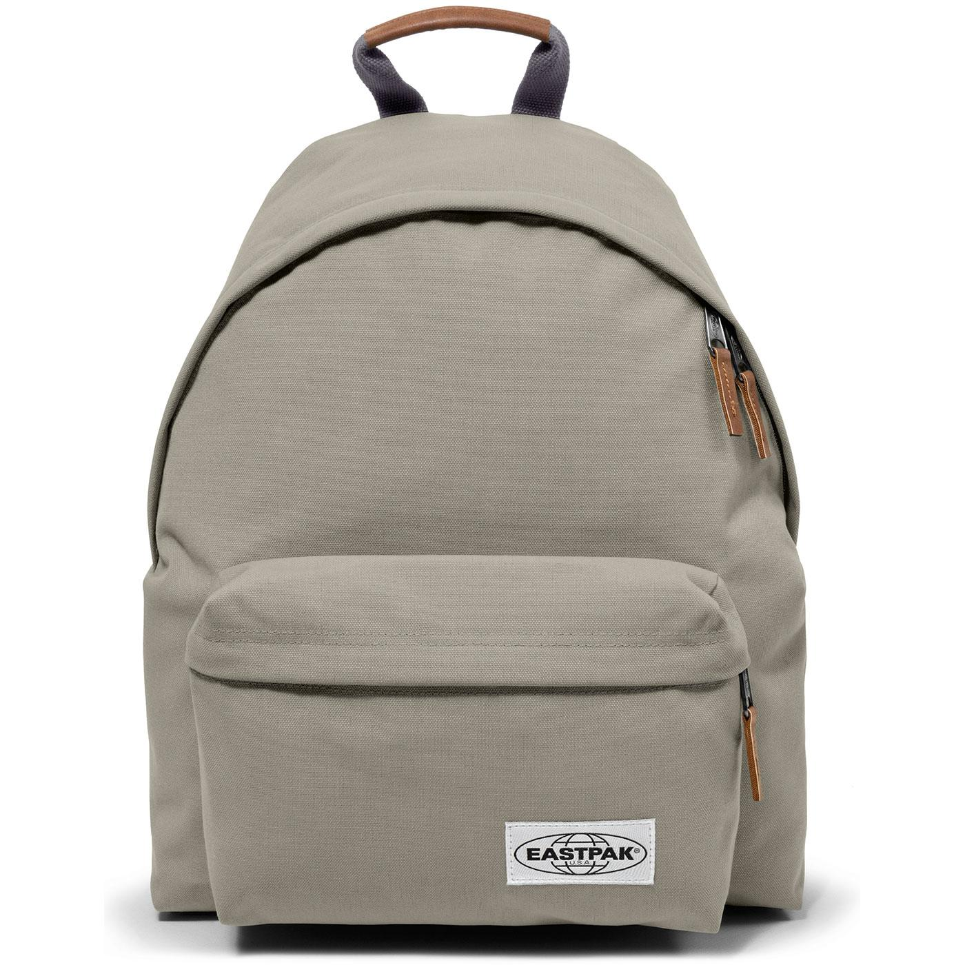 Padded Pak'r EASTPAK Laptop Backpack (Opg Silver)