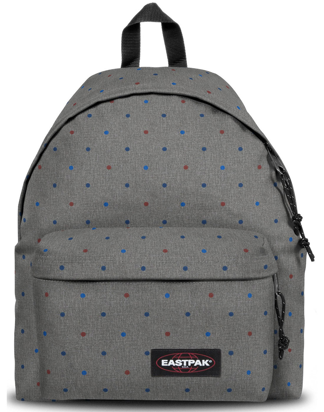 Padded Pak'r EASTPAK Retro Trio Dots Backpack (G)