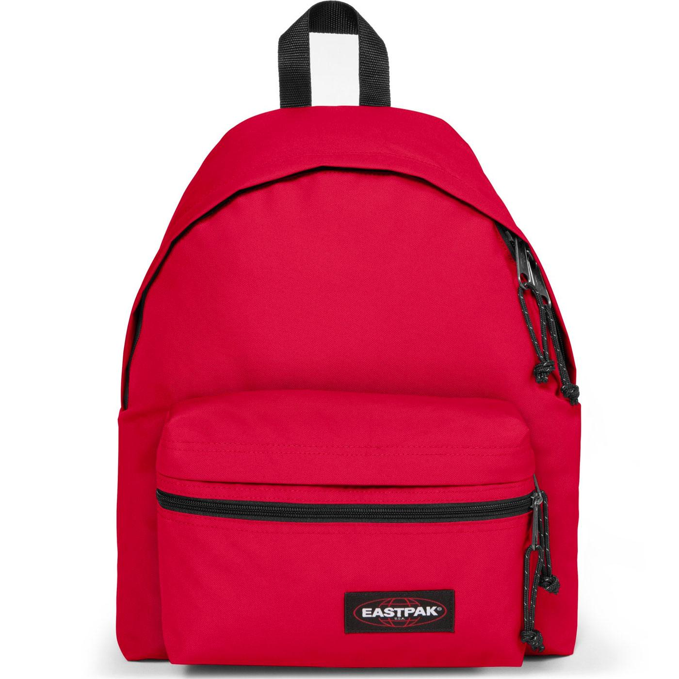 Padded Zippl'r EASTPAK Laptop Backpack (Stop Red)