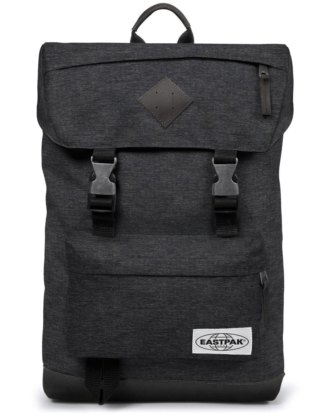 Rowlo EASTPAK Laptop Backpack - Into Black Yarn