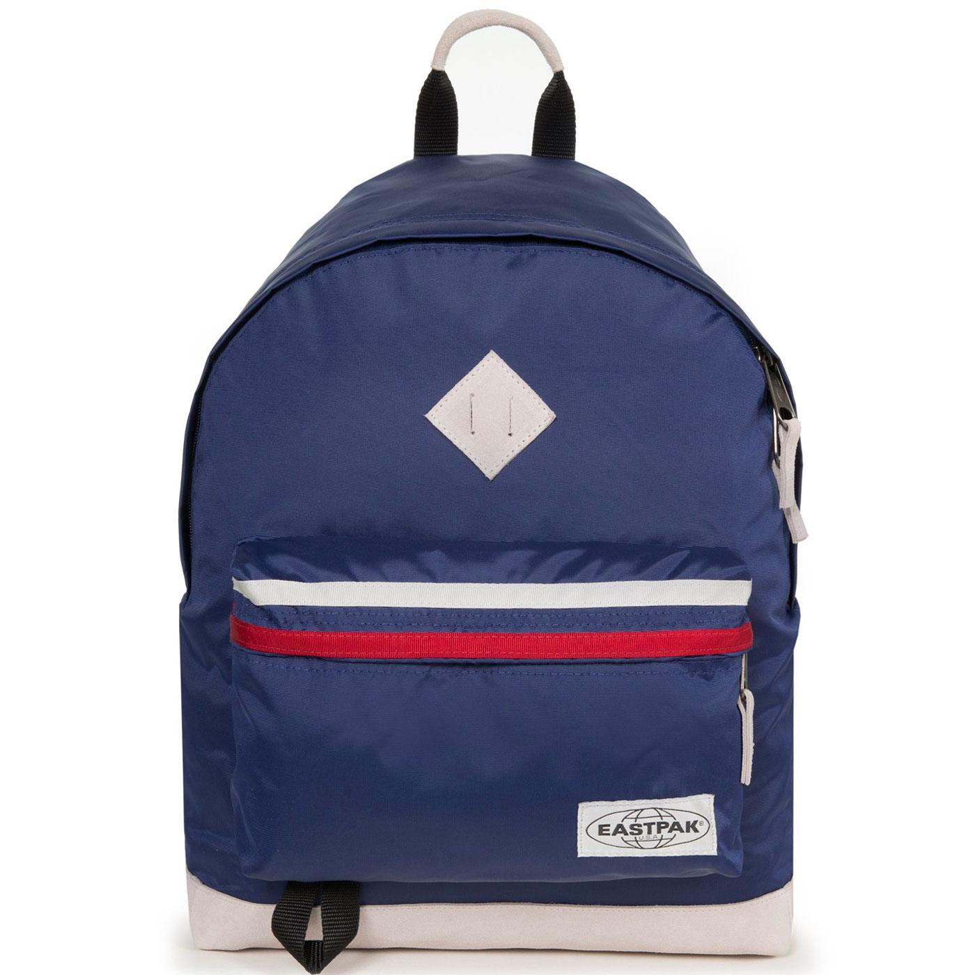 Wyoming EASTPAK Heritage Mod Backpack (Retro Blue)