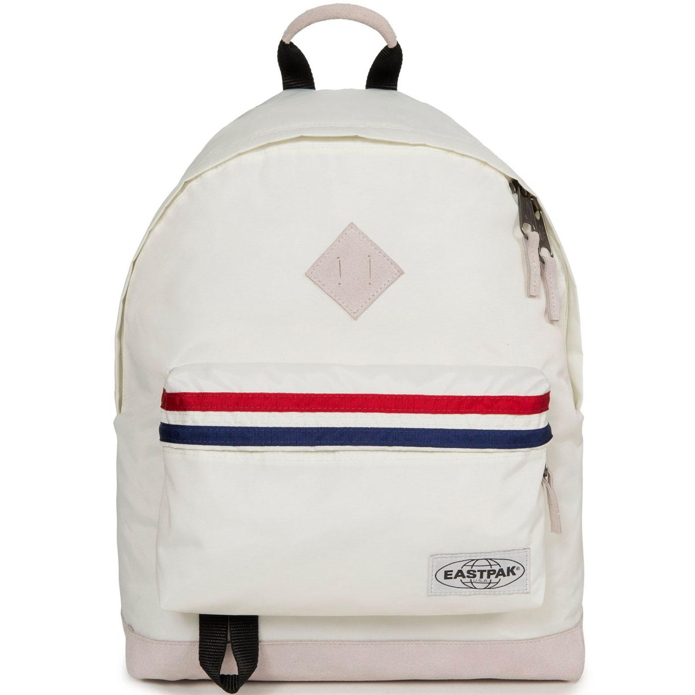 Wyoming EASTPAK Heritage Backpack (Retro White)