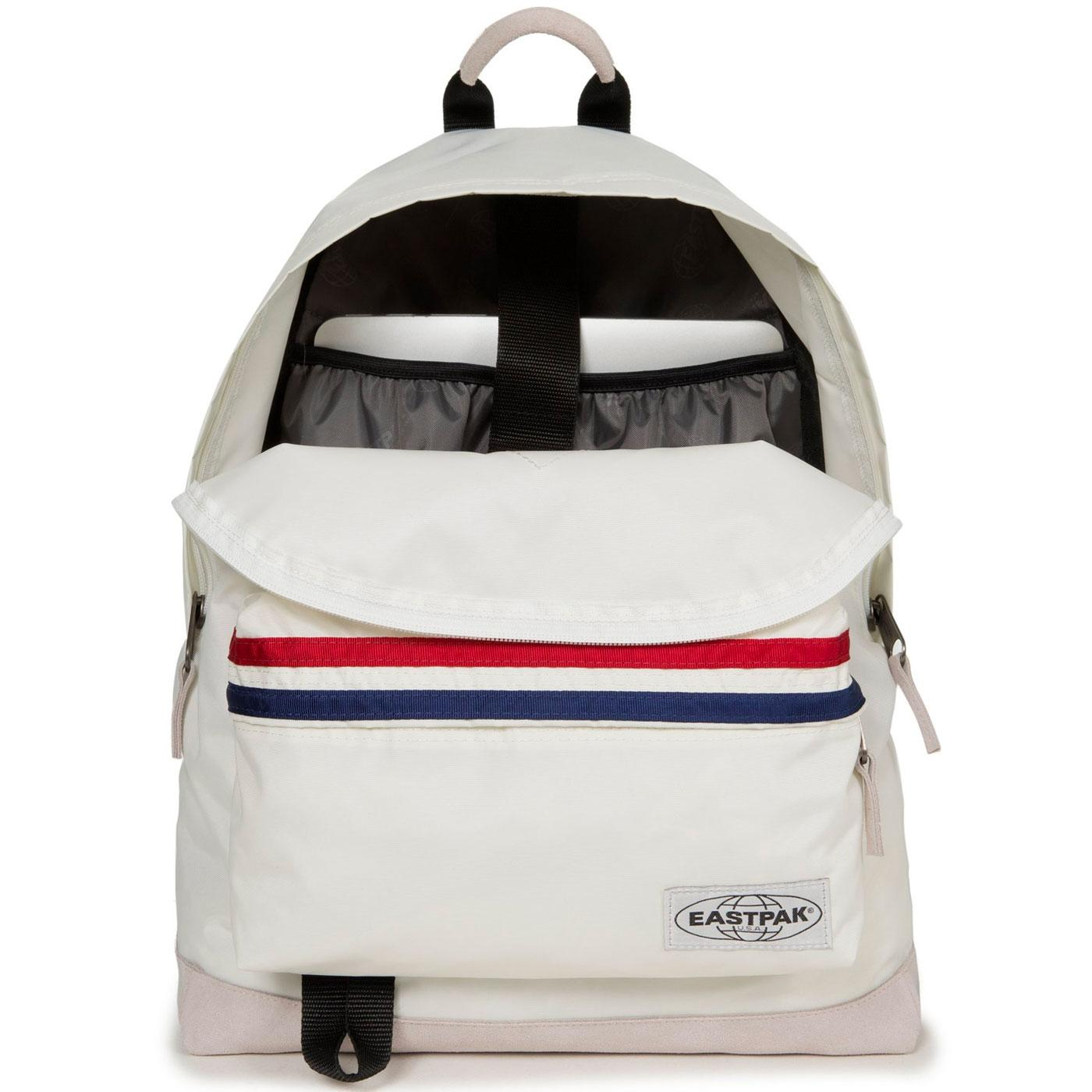 fb9242dc80122 EASTPAK Wyoming Mod Heritage Backpack Into Retro White