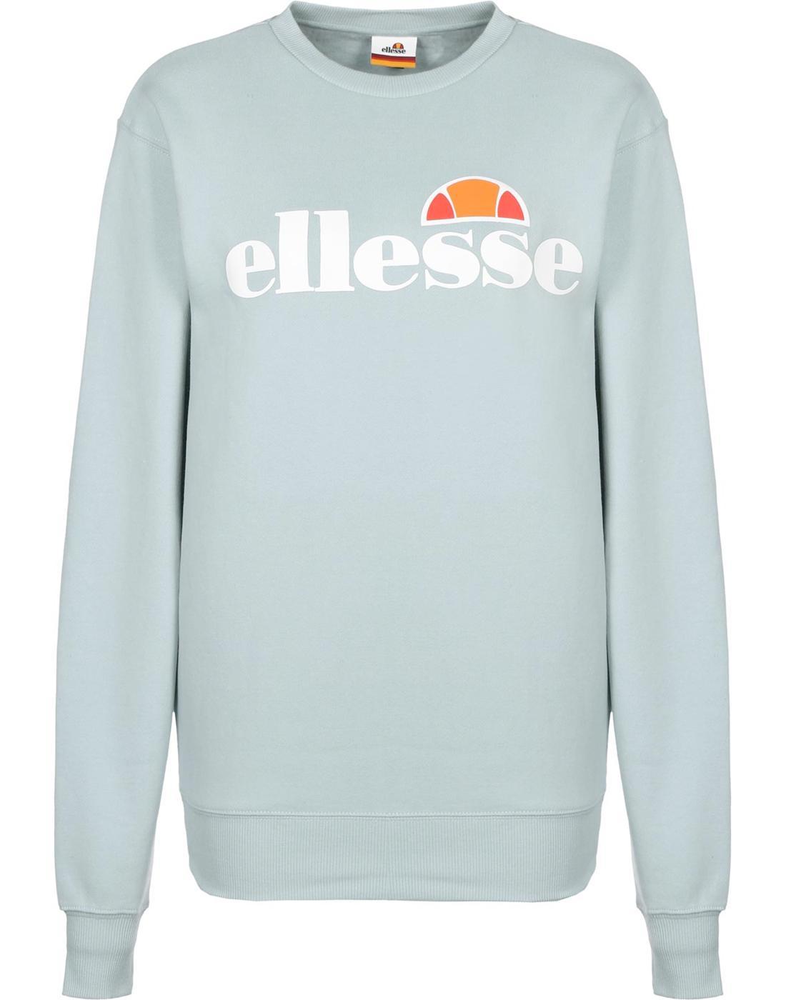 Agata ELLESSE Classic Retro 80's Crew Neck Sweater