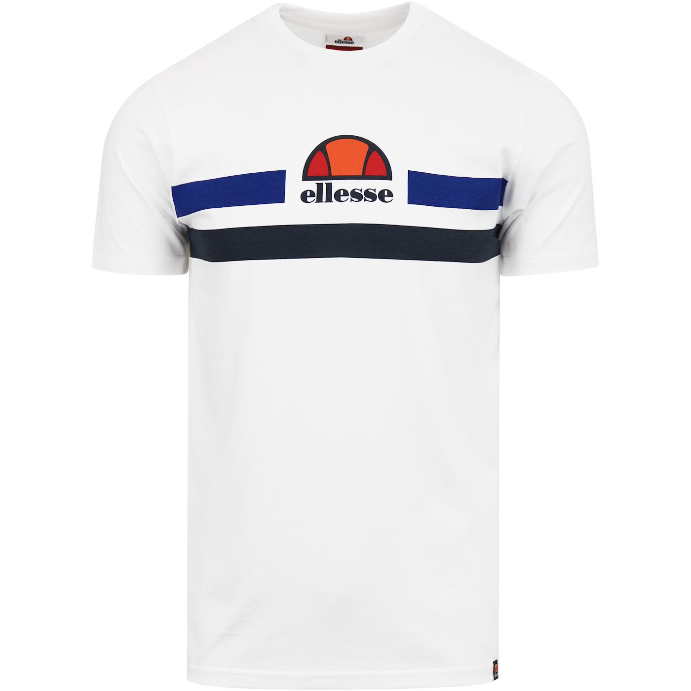 Aprel ELLESSE Retro Chest Stripe Small Logo Tee W