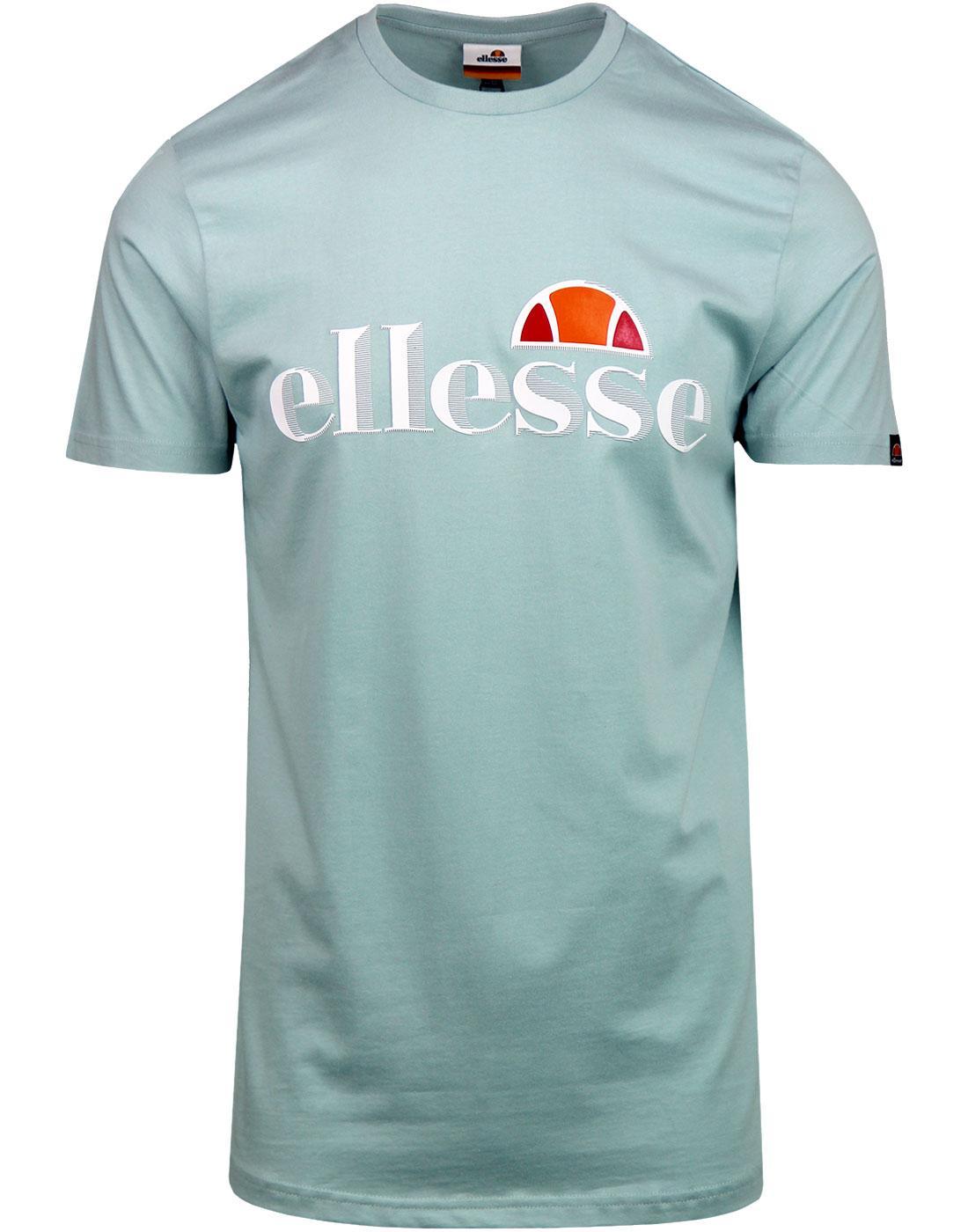 Balansat ELLESSE Retro 1980's Chest Logo Tee SB