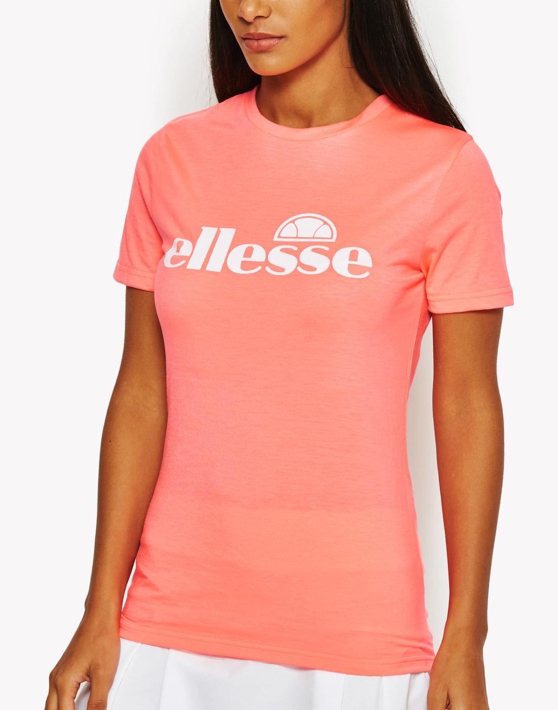 Camicia ELLESSE Womens Retro Tennis T-Shirt