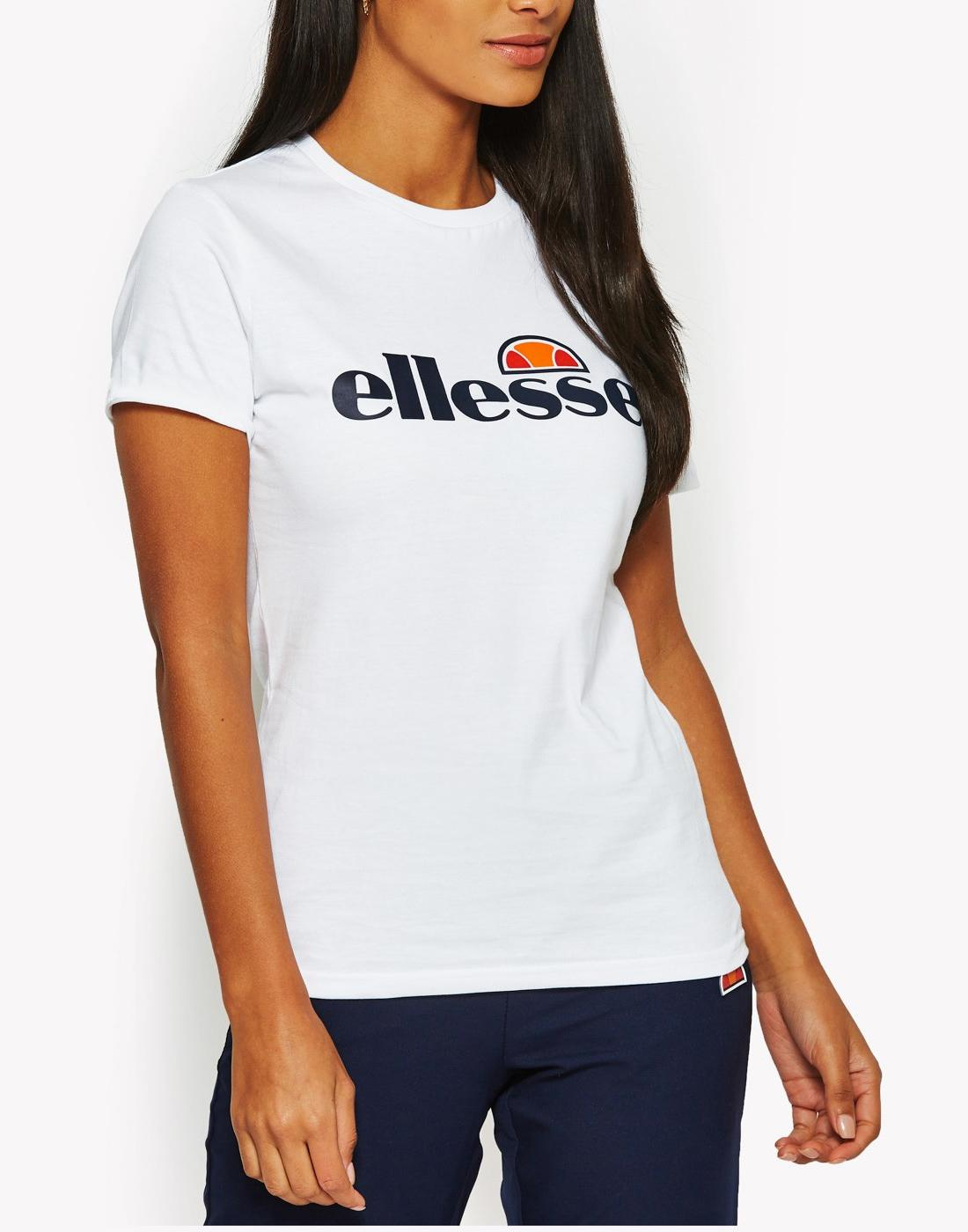 Camicia ELLESSE Womens Retro Tennis T-Shirt W