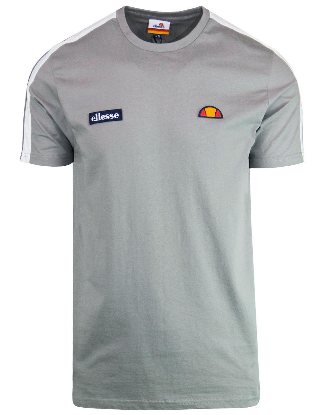Crotone ELLESSE Retro 80s Stripe Sleeve T-shirt FG
