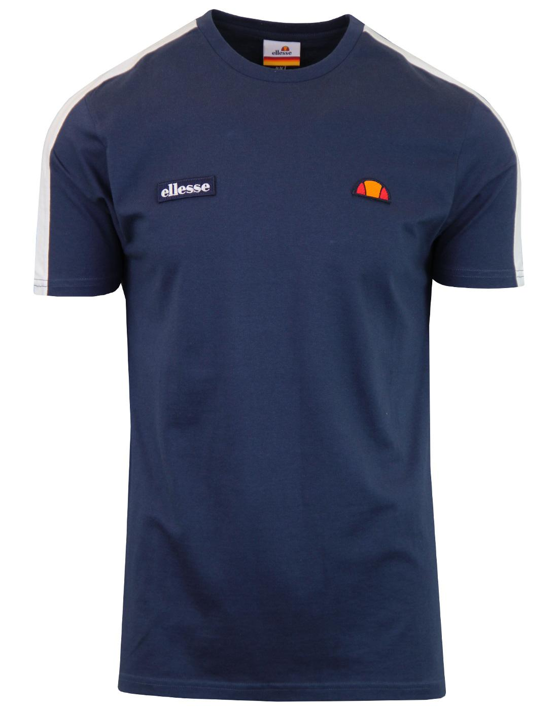 Crotone ELLESSE Retro 80s Applique Logo T-shirt DB