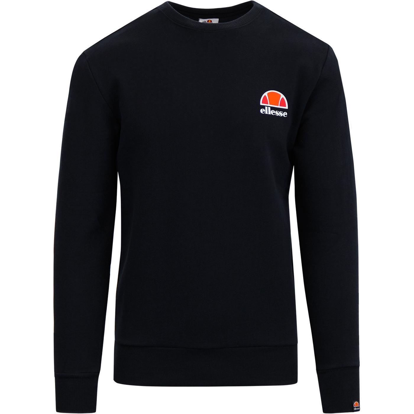 Diveria ELLESSE Men's Retro Basic Sweatshirt B