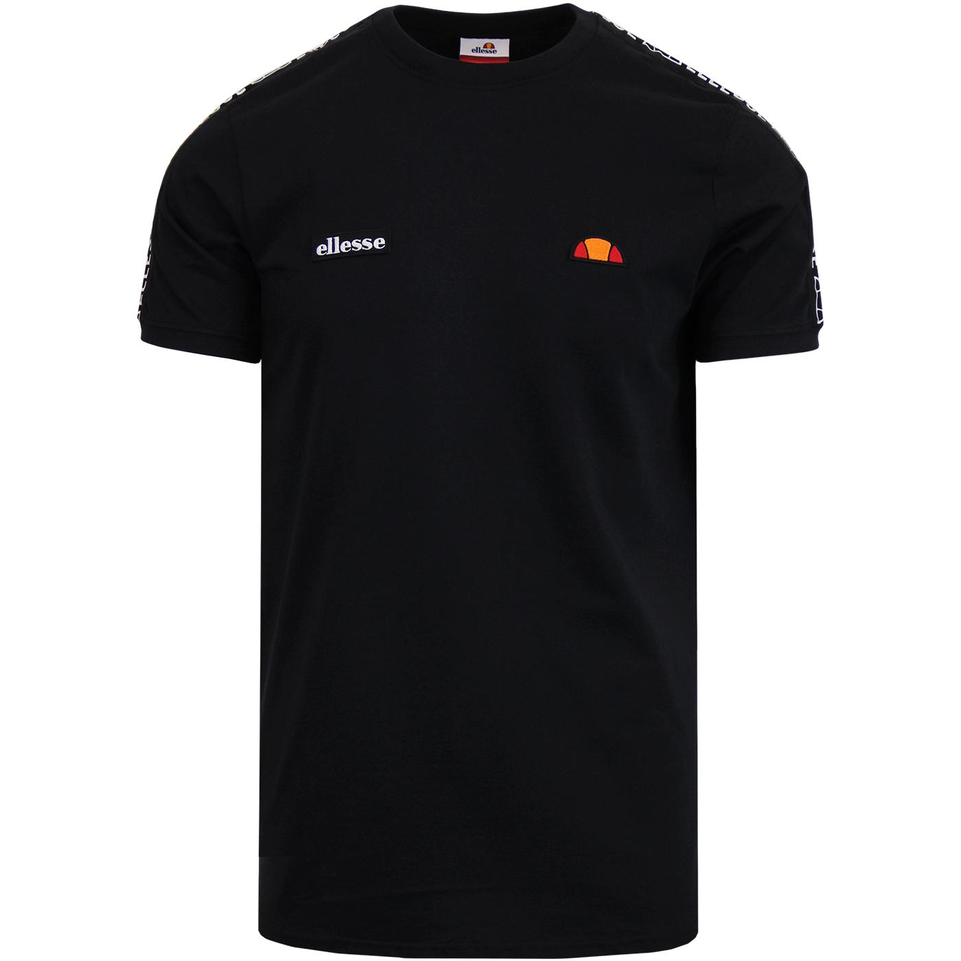 Fede ELLESSE Retro Casuals Tape Sleeve T-Shirt (B)