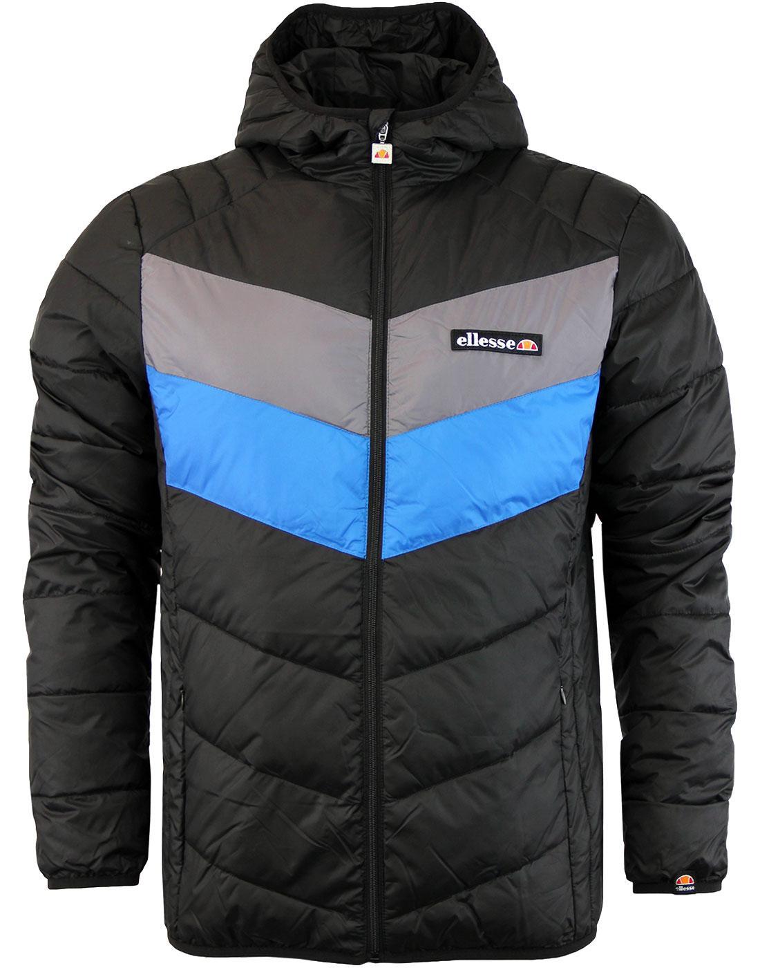 Ginap ELLESSE Retro Chevron Stripe Ski Jacket A