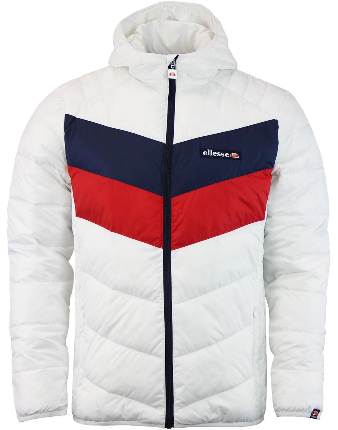 Ginap ELLESSE Retro 70s Chevron Stripe Ski Jacket