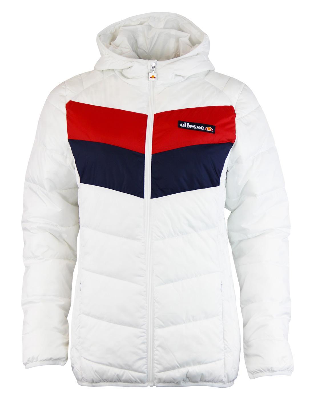 Ginette ELLESSE Retro 70s Chevron Ski Jacket (W)