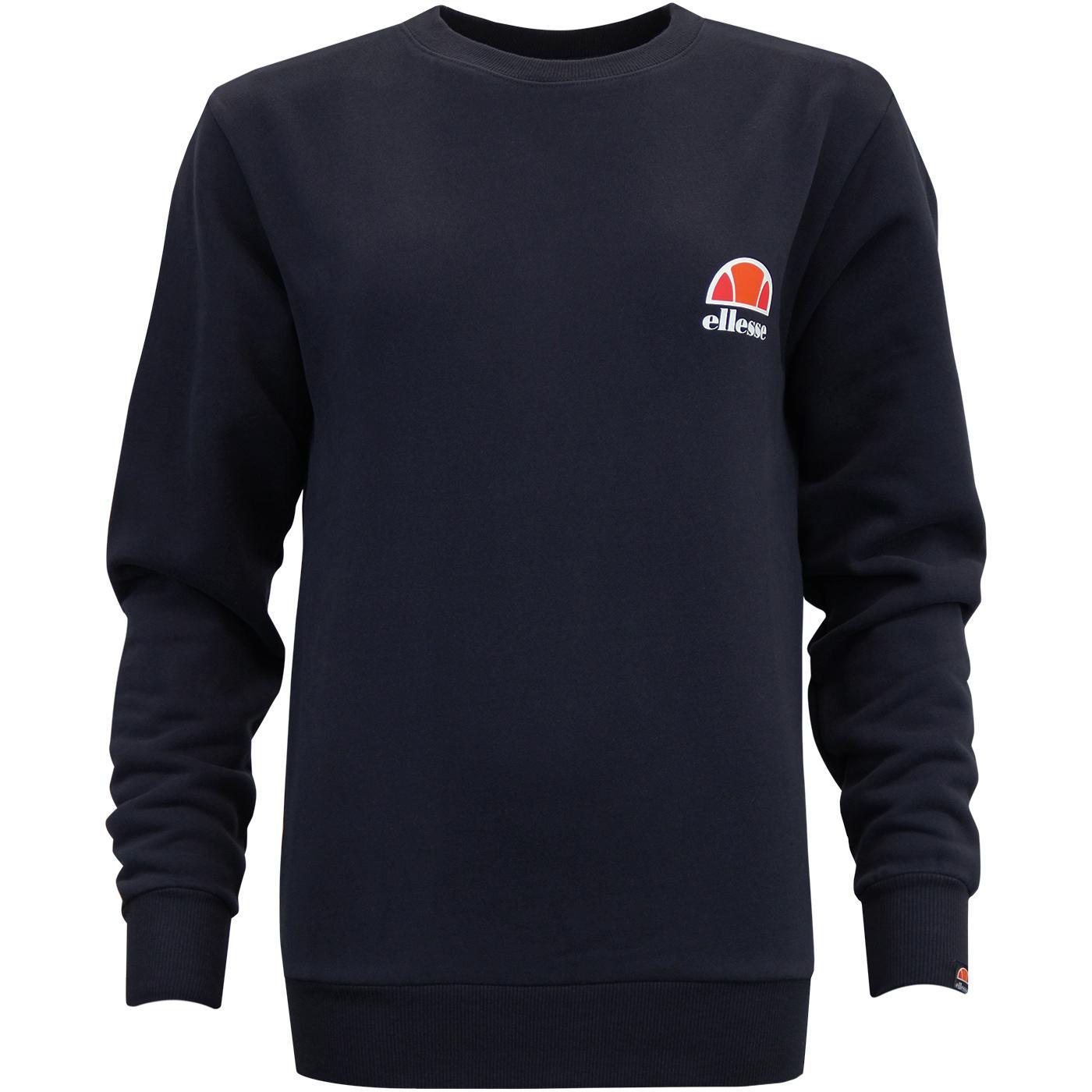 Haverford ELLESSE Womens Basic Retro Sweatshirt N