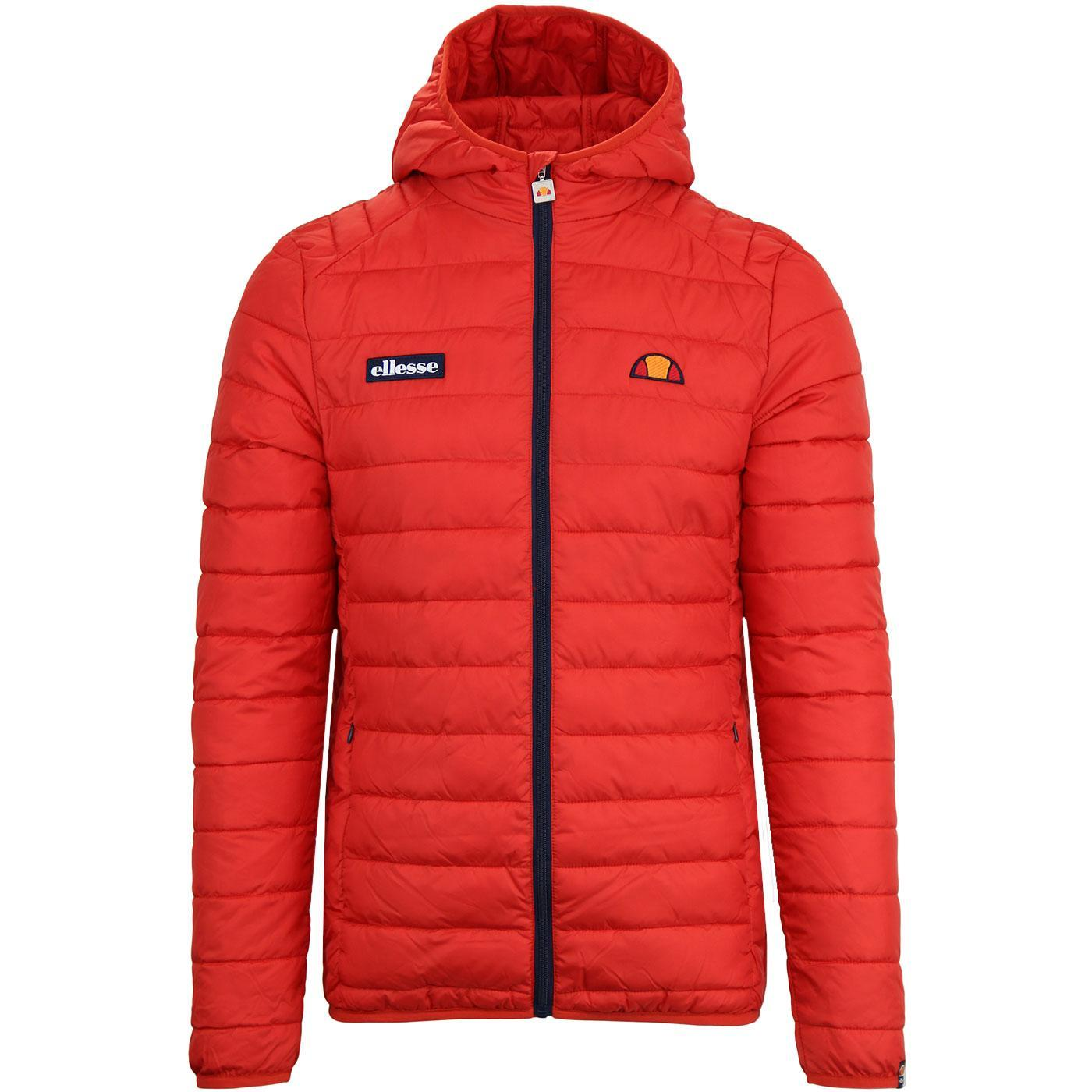 Lombardy ELLESSE Retro Mens Quilted Ski Jacket (S)