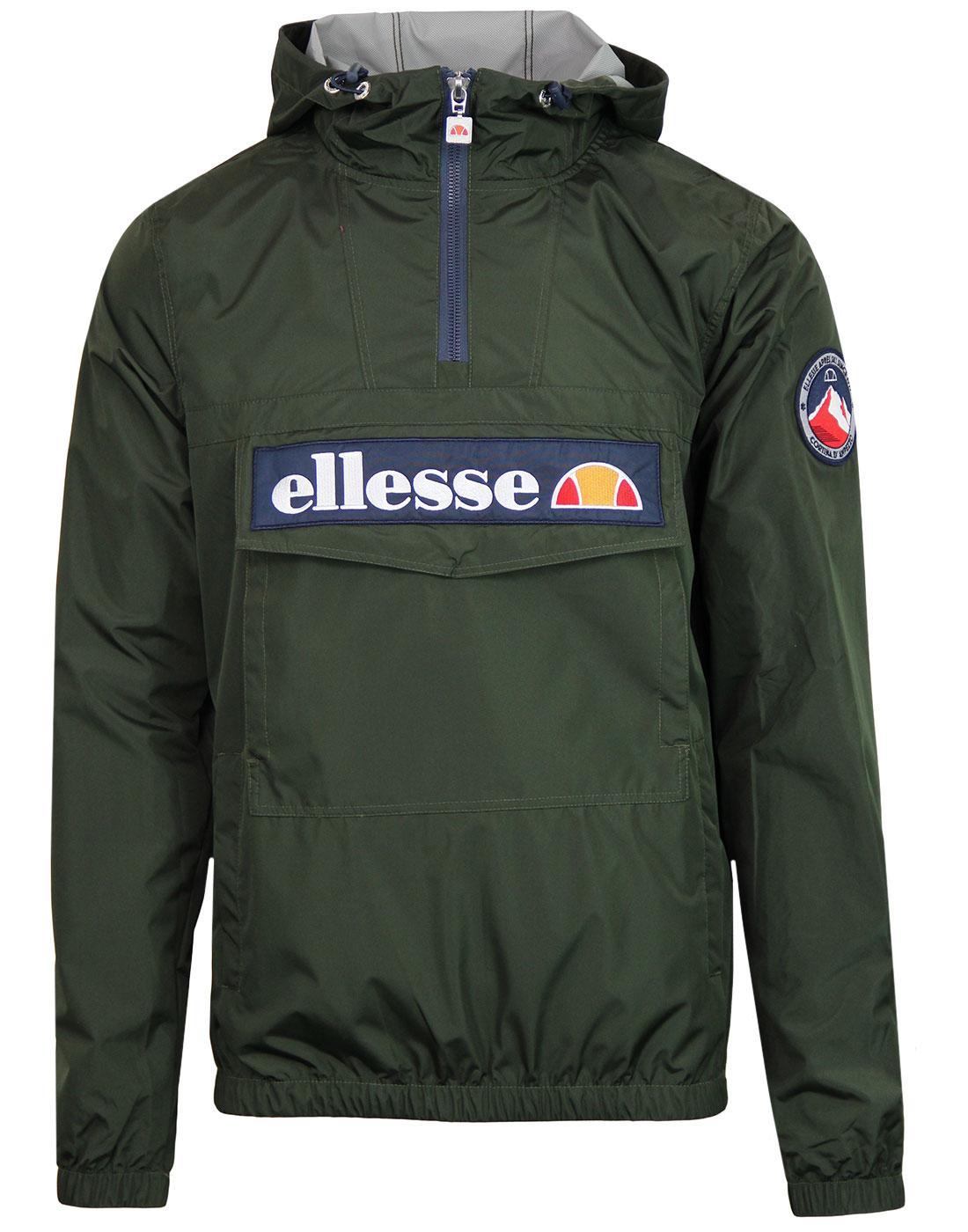 ELLESSE Women's Retro Oversize Overhead Jacket (R)