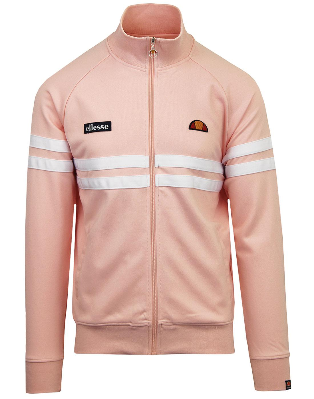 Rimini ELLESSE Retro 80s Panel Stripe Track Top SC