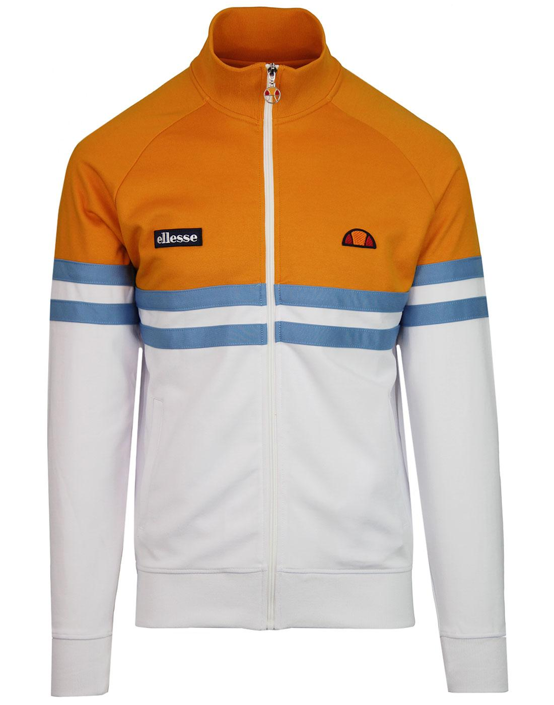 Rimini ELLESSE Retro 80s Panel Stripe Track Top CY