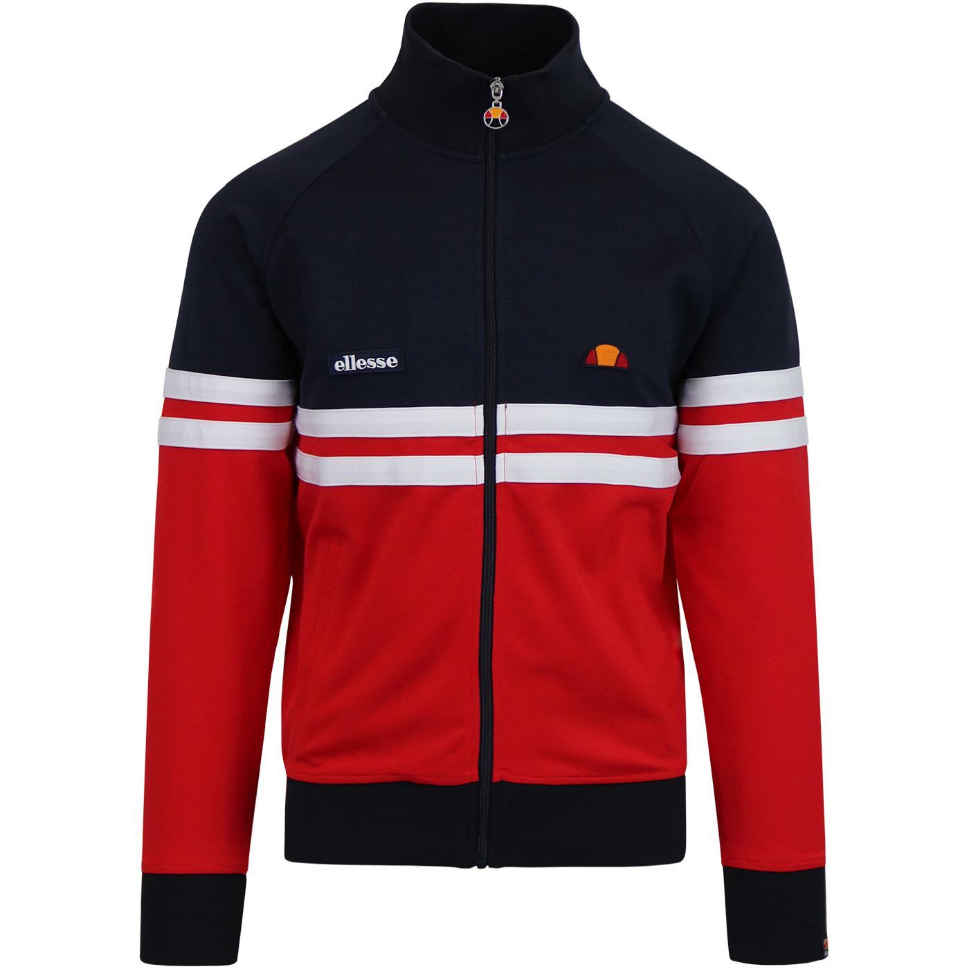 Rimini ELLESSE Men's Retro 80s Casuals Track Top R