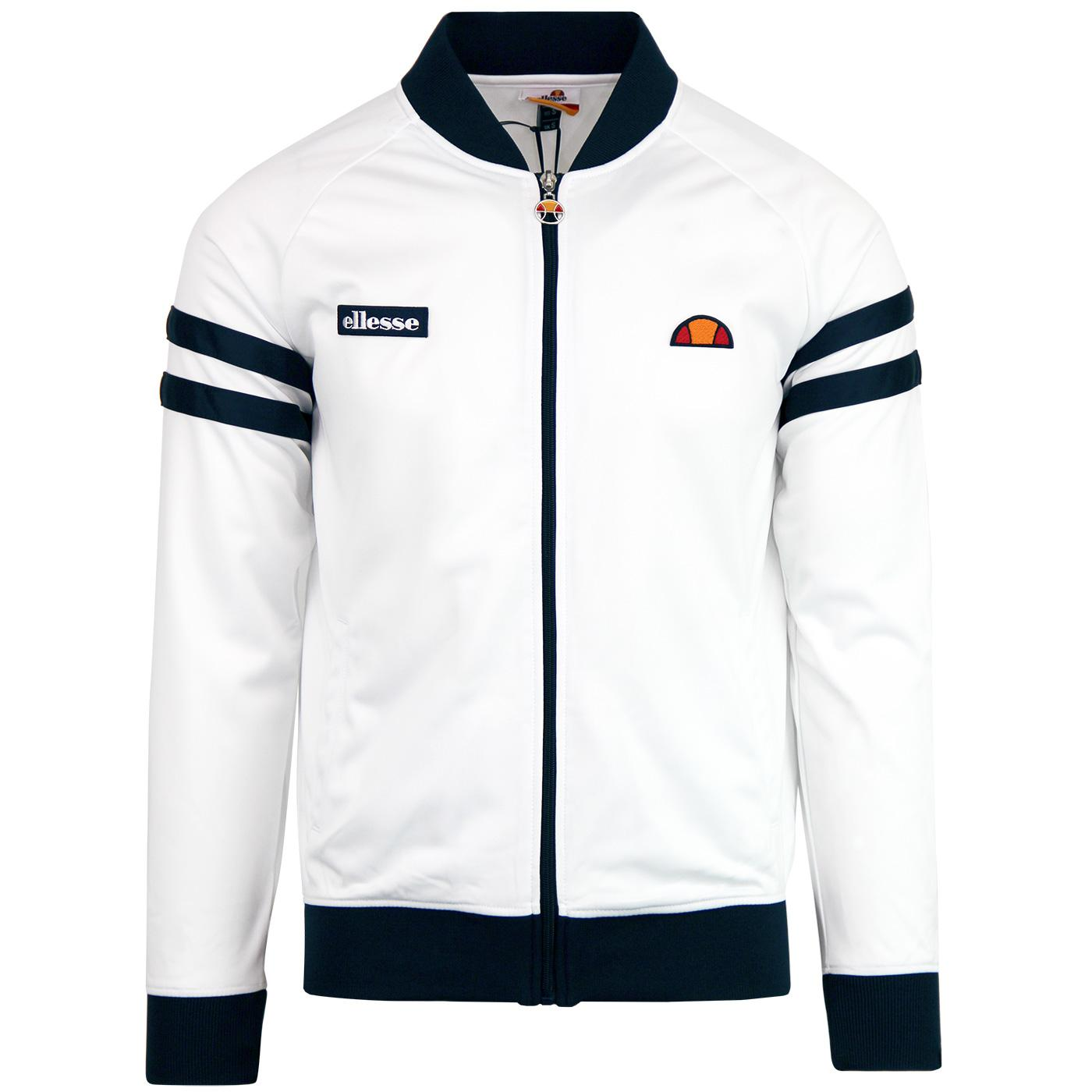 Romeo ELLESSE Men's Retro 70s Tricot Track Top W