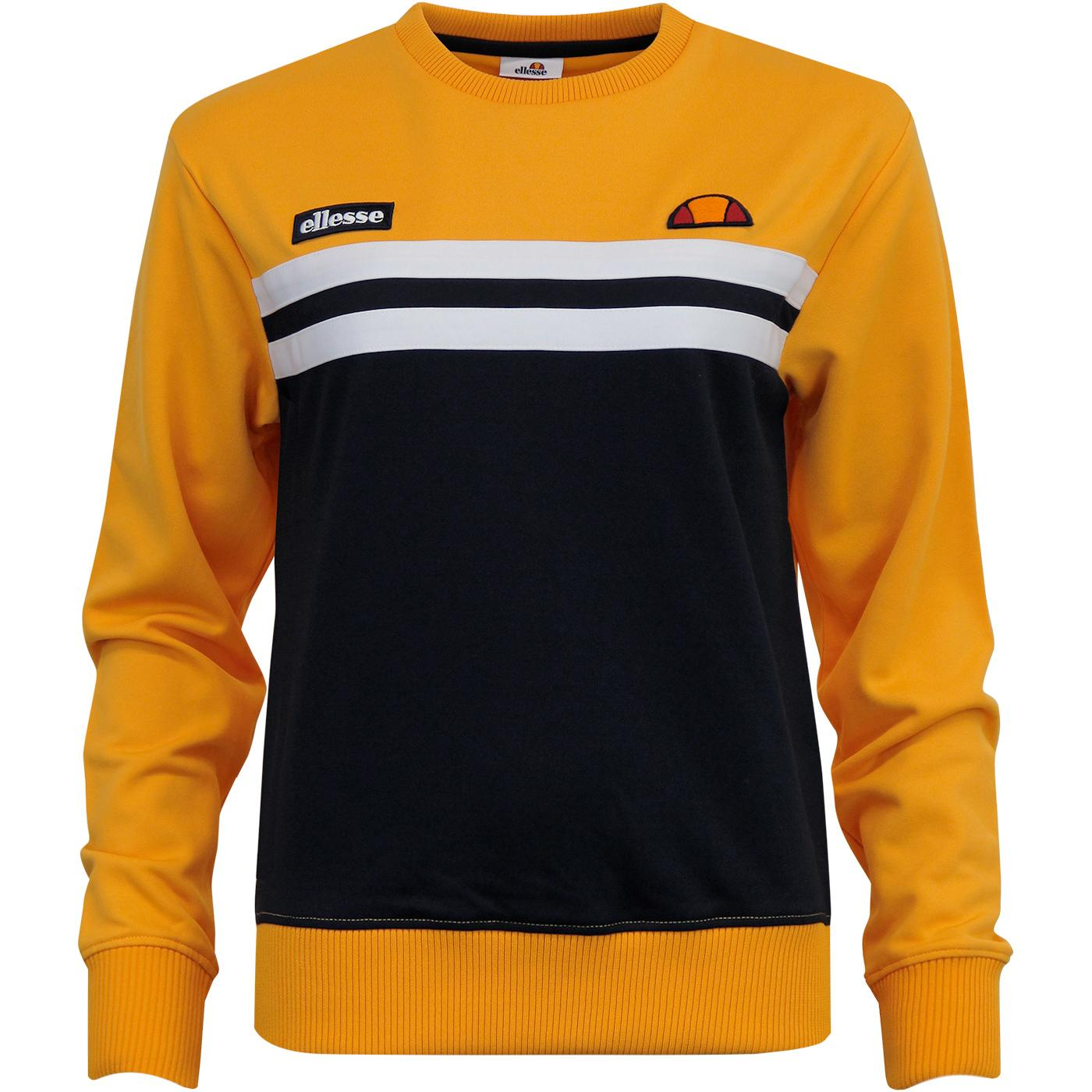 Taria ELLESSE Womens Eightie's Panel Sweatshirt Y