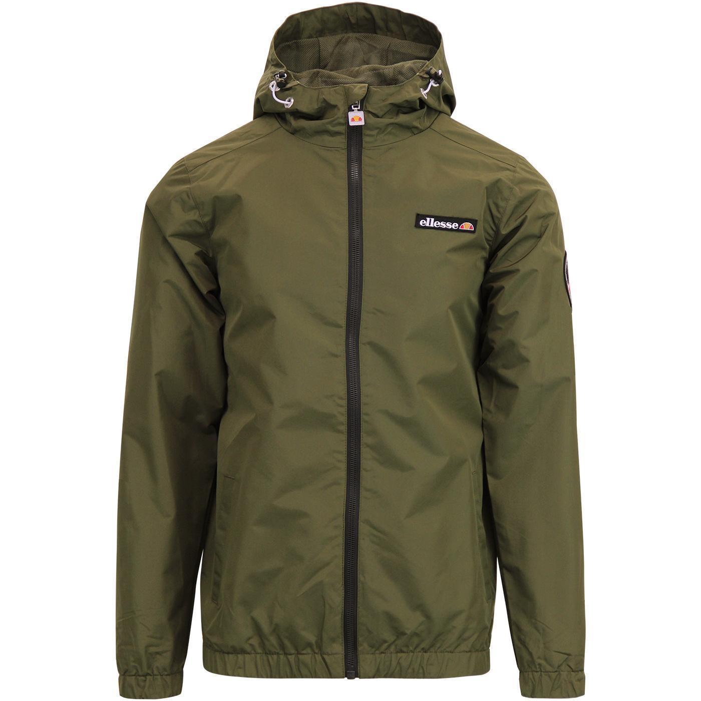 Terrazzo ELLESSE Mens 80s Hooded Terrace Jacket K