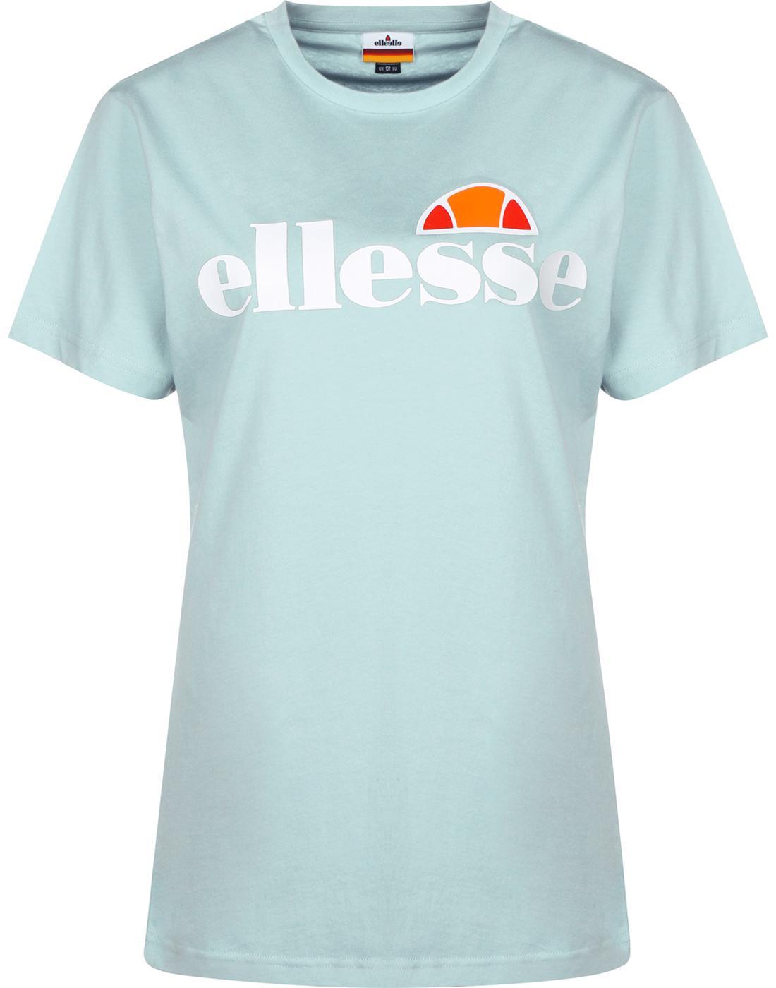 Albany ELLESSE Women's Retro 80s Boyfriend T-Shirt
