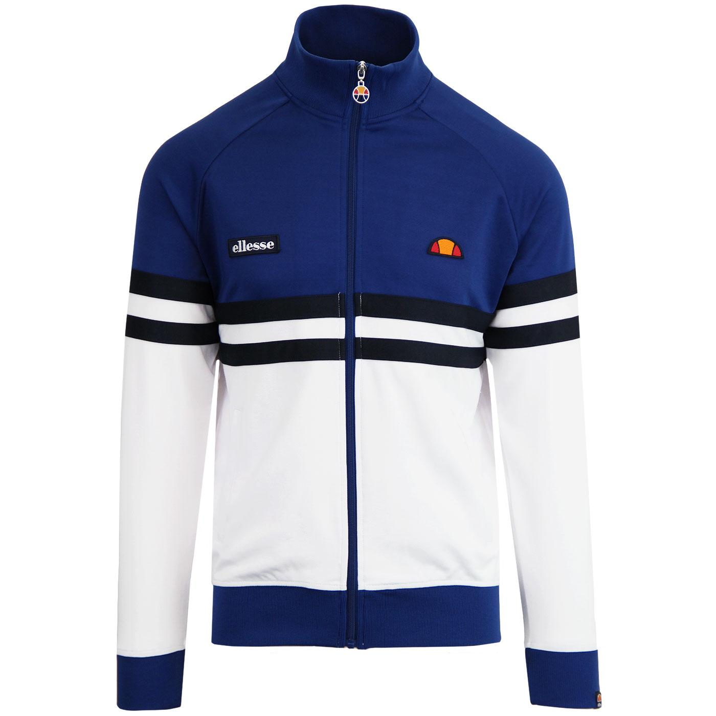 Rimini ELLESSE Retro 80s Casuals Track Top (MB)