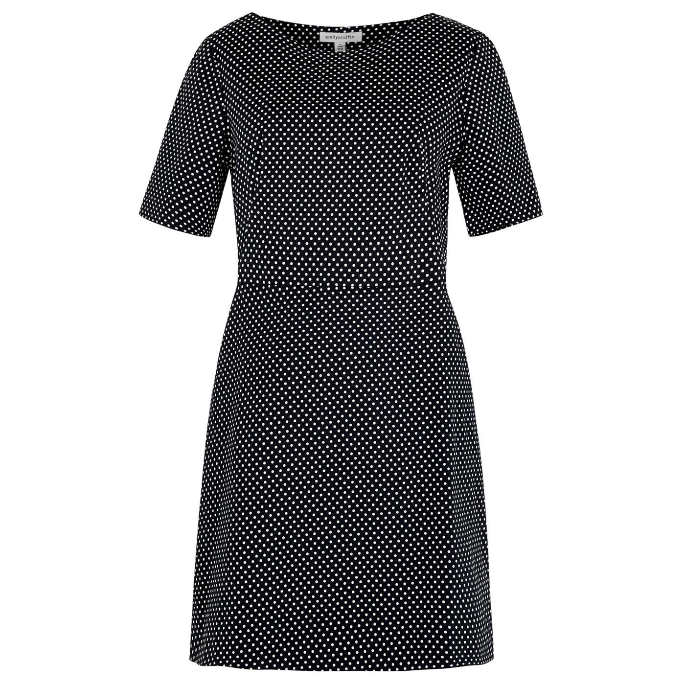 Aggie EMILY & FIN Retro Mini Polkadot Spot Dress