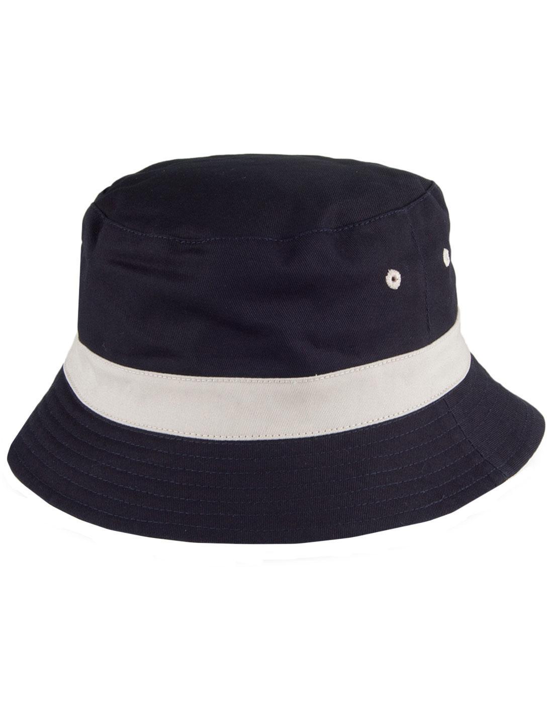 FAILSWORTH Retro 1990s Reversible Bucket Hat