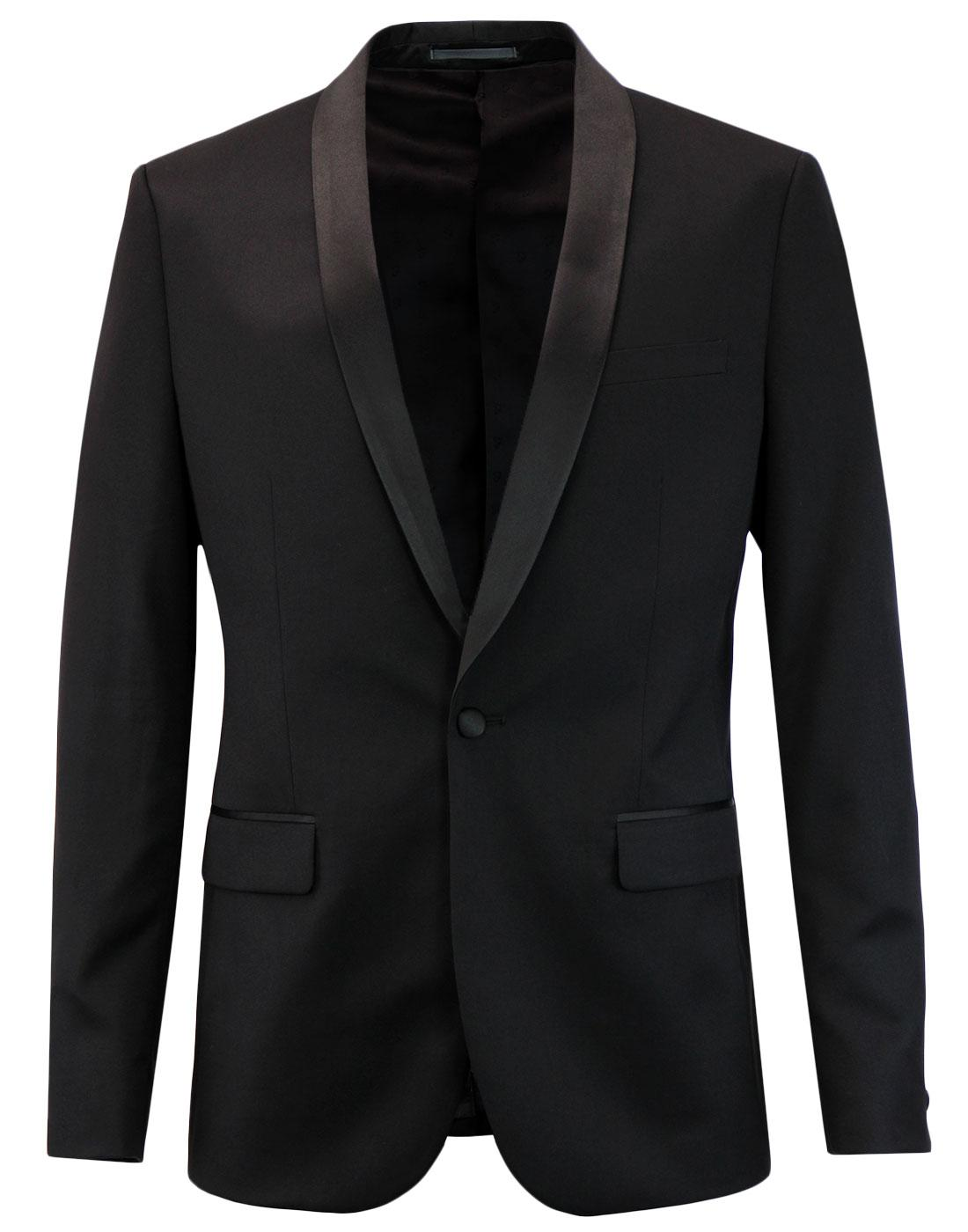 FARAH Retro 1960s Shawl Collar Dinner Suit Jacket