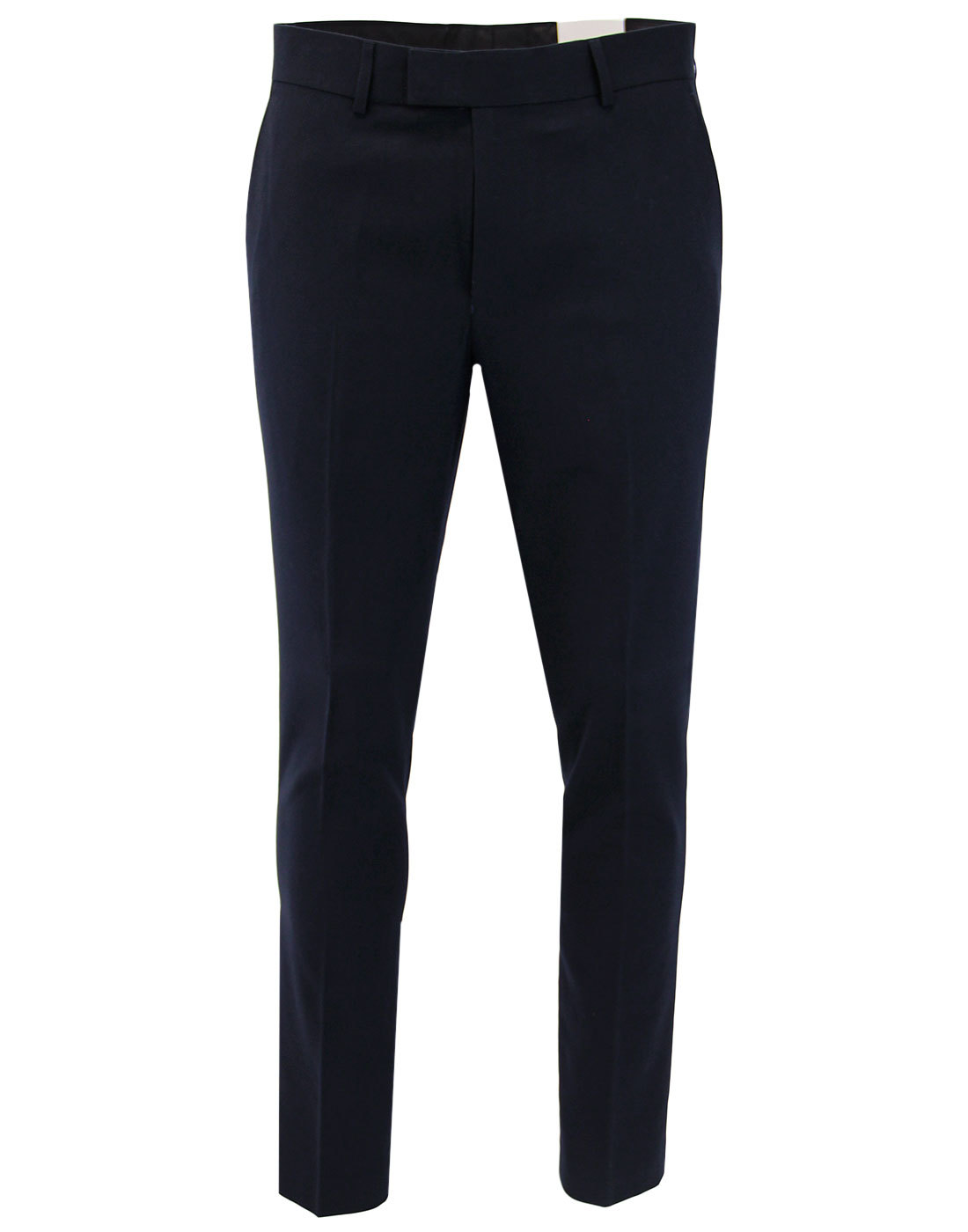 Hampton FARAH 1960s Mod Slim Hopsack Suit Trousers