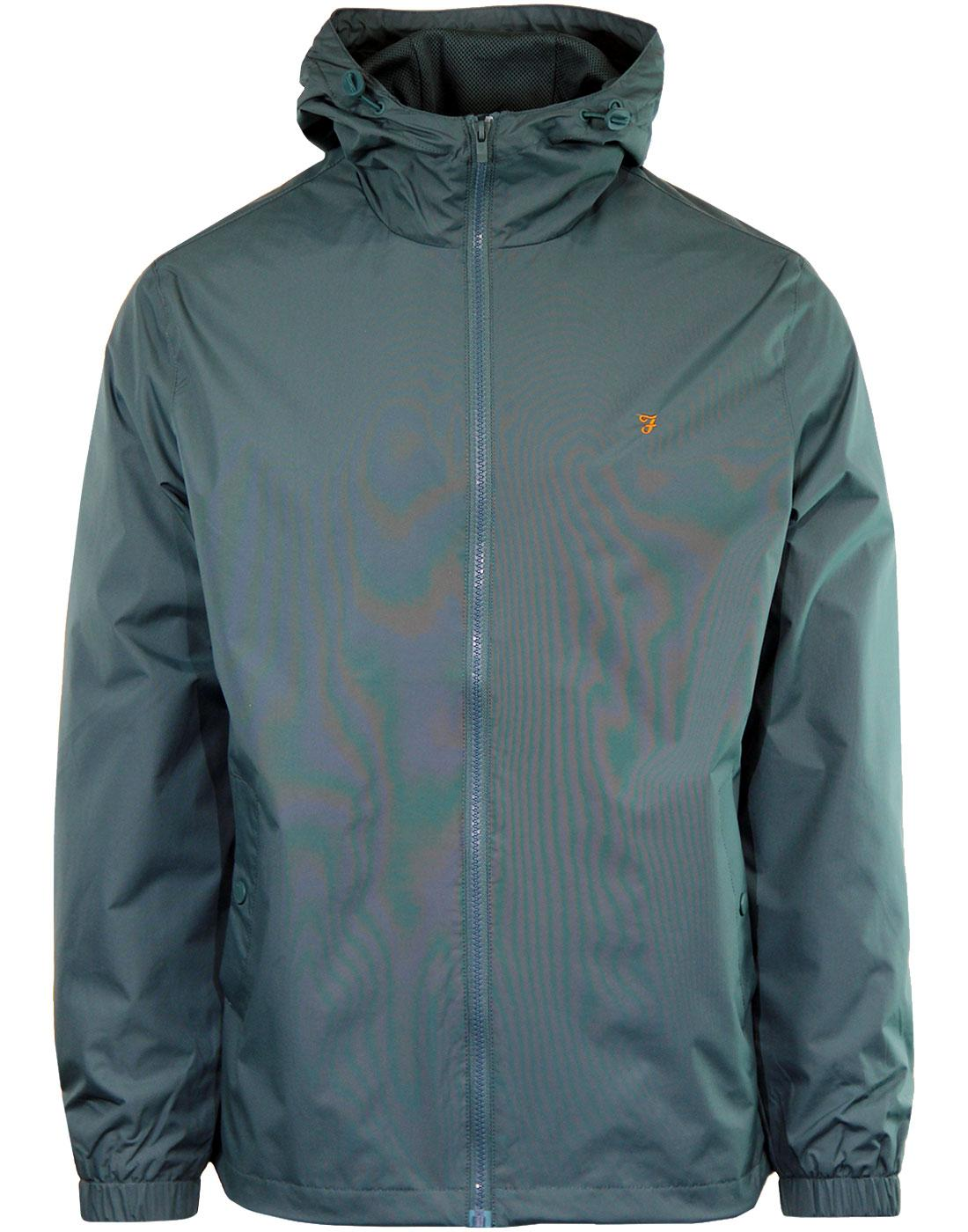 Smith FARAH Hooded Zip-up Hooded Anorak Jacket SG