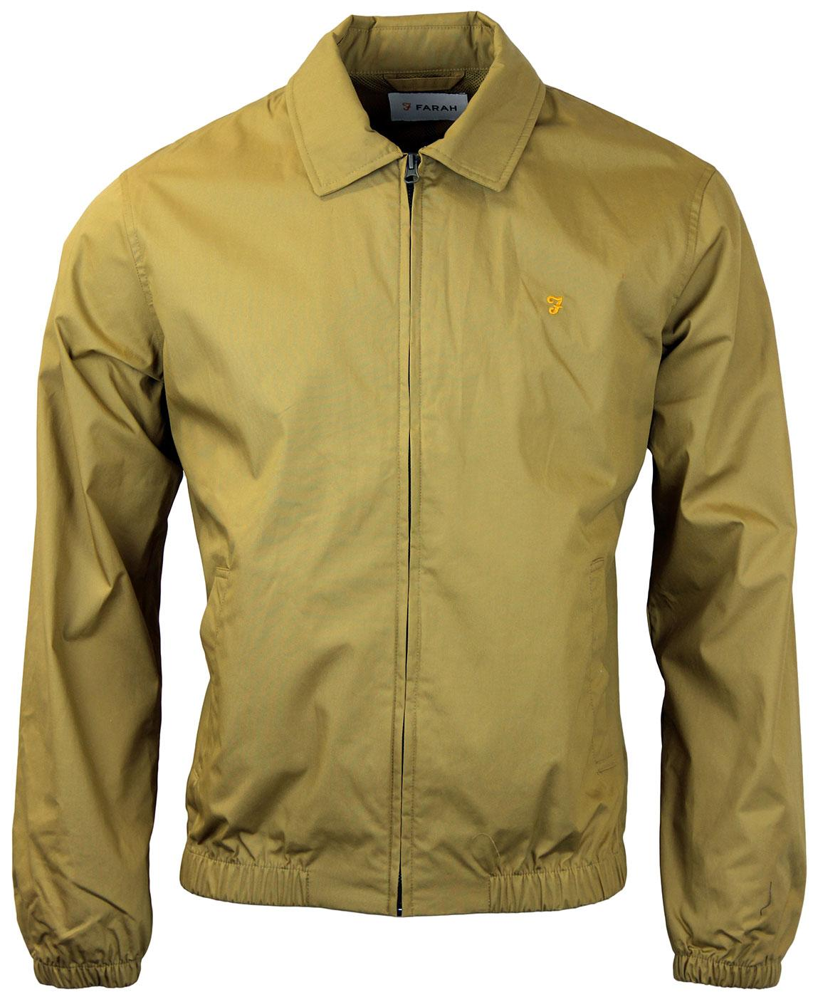 Rawken FARAH VINTAGE Mod Harrington Jacket AB