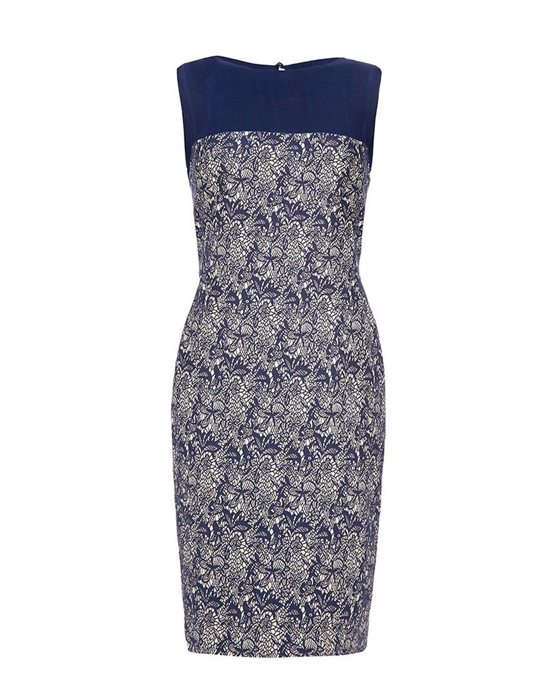 Wilmore FEVER Retro 60s Lace Effect Pencil Dress