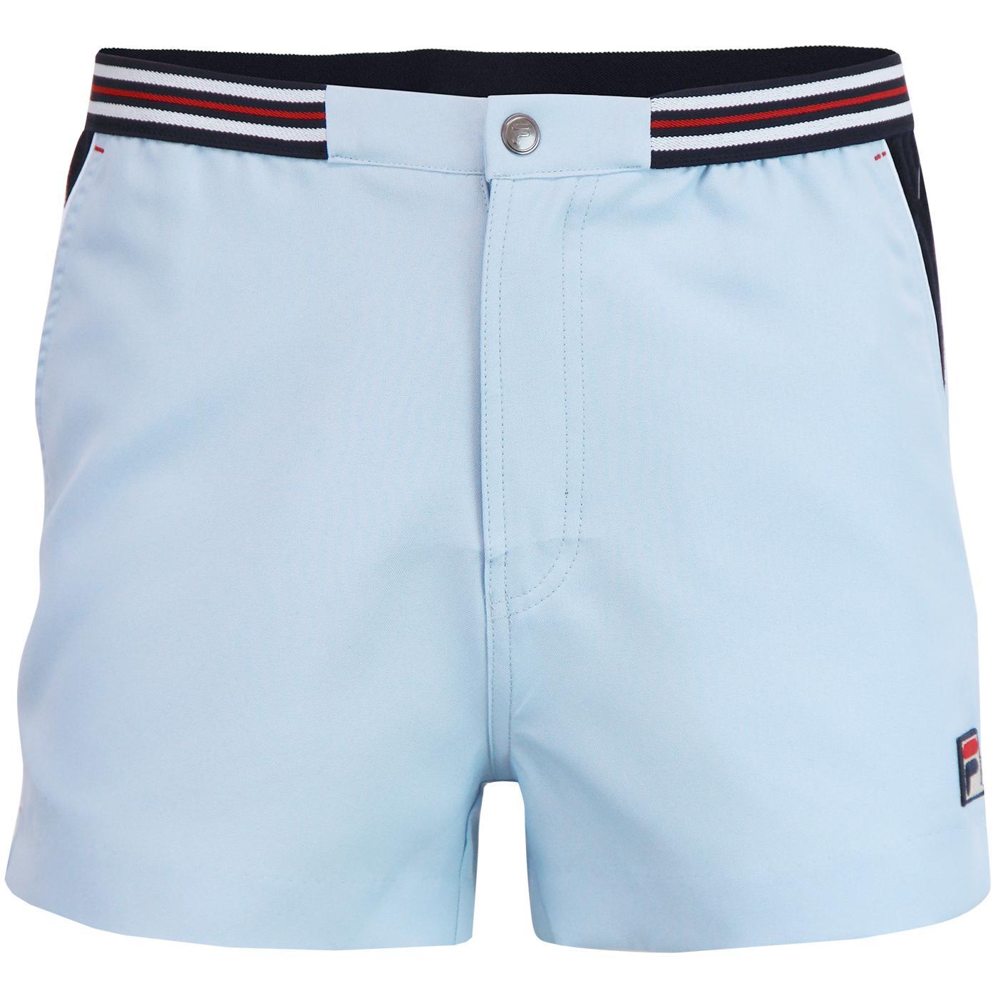 Hightide 4 FILA VINTAGE Mens 70s Tennis Shorts CB