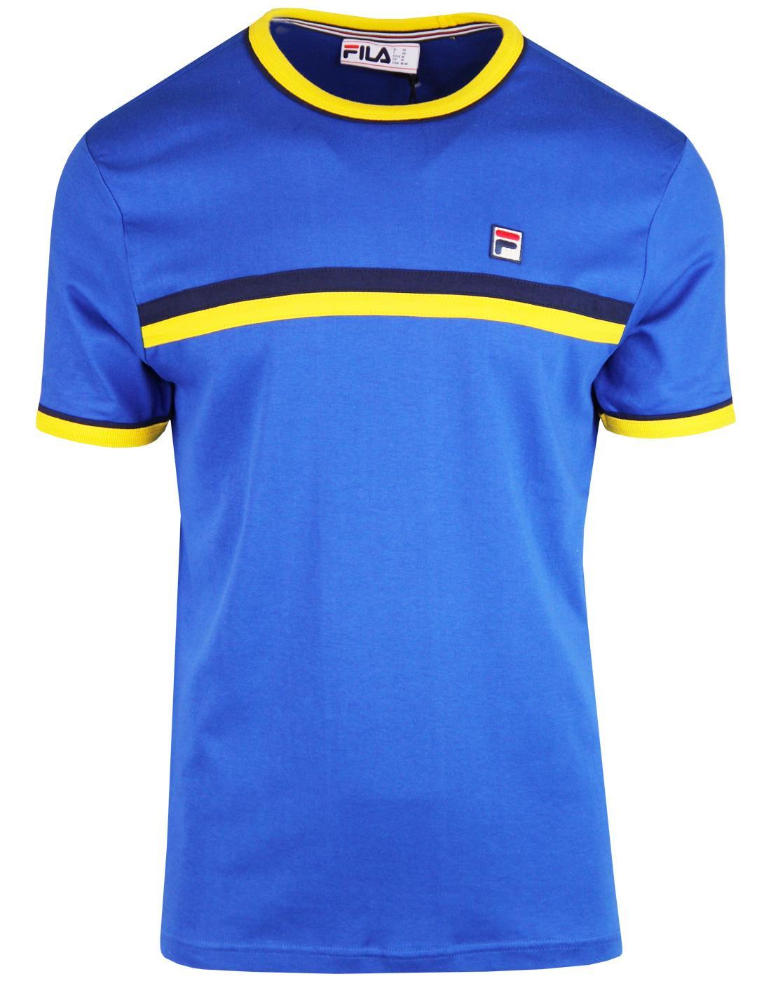 Razee FILA VINTAGE 70s Chest Stripe T-Shirt (STW)