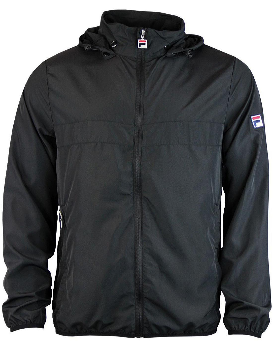 Cipolla 2 FILA VINTAGE Retro Pack Away Jacket (B)