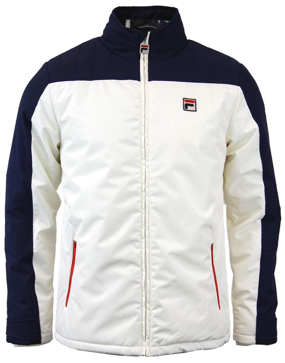 Stenmark FILA VINTAGE Retro 1970s Ski Jacket (G)