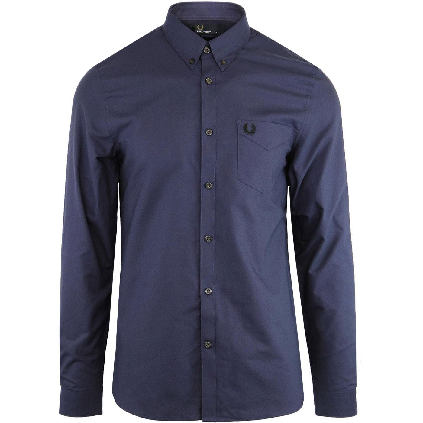 FRED PERRY Men's Classic Mod 60s Oxford Shirt (VB)