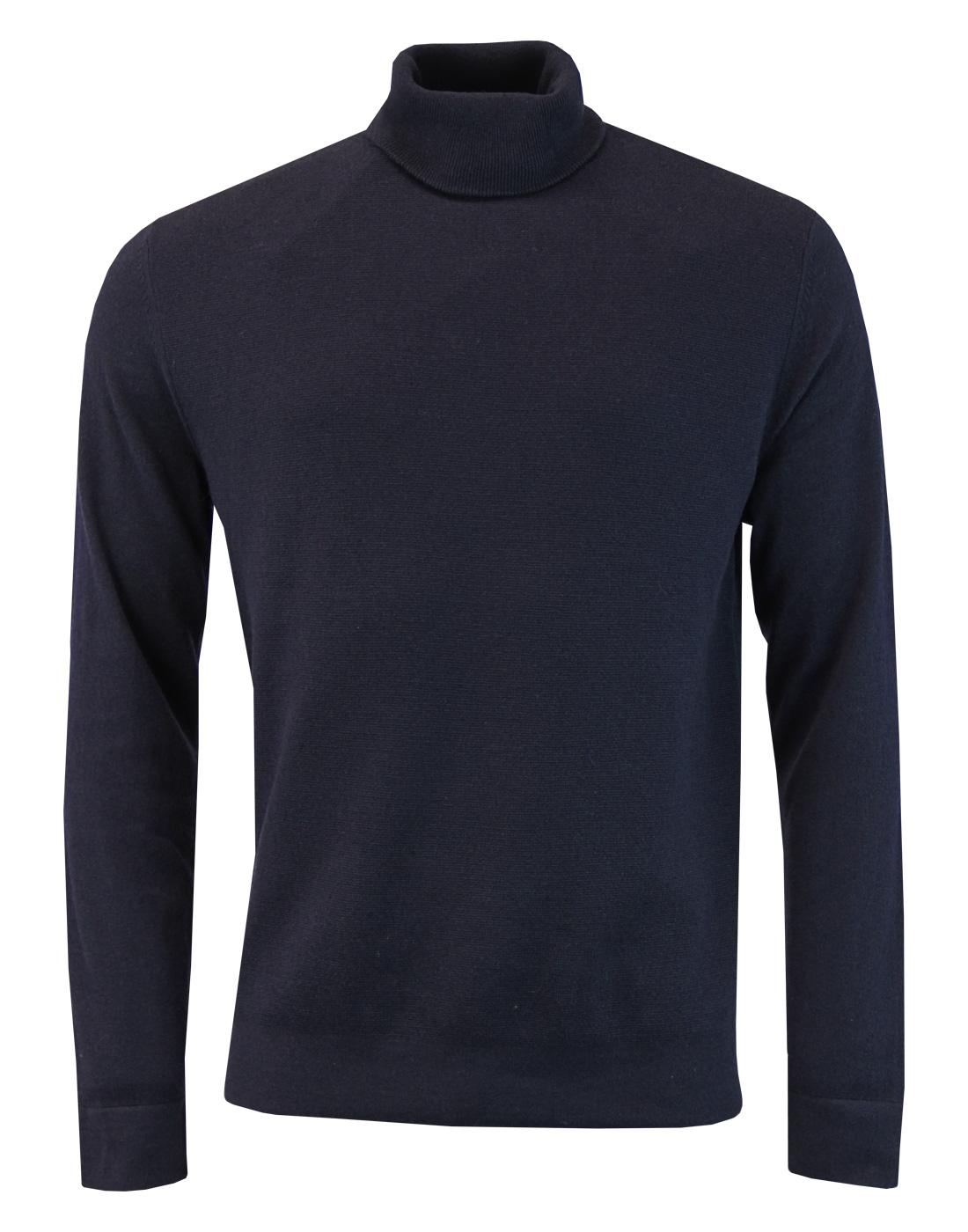 Portrait FRENCH CONNECTION Wool Roll Neck Jumper